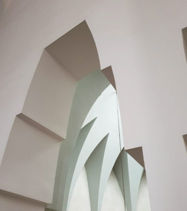Kath. Kirche St. Georg, Stuttgart. Architekt: Hugo Schlösser, 1928