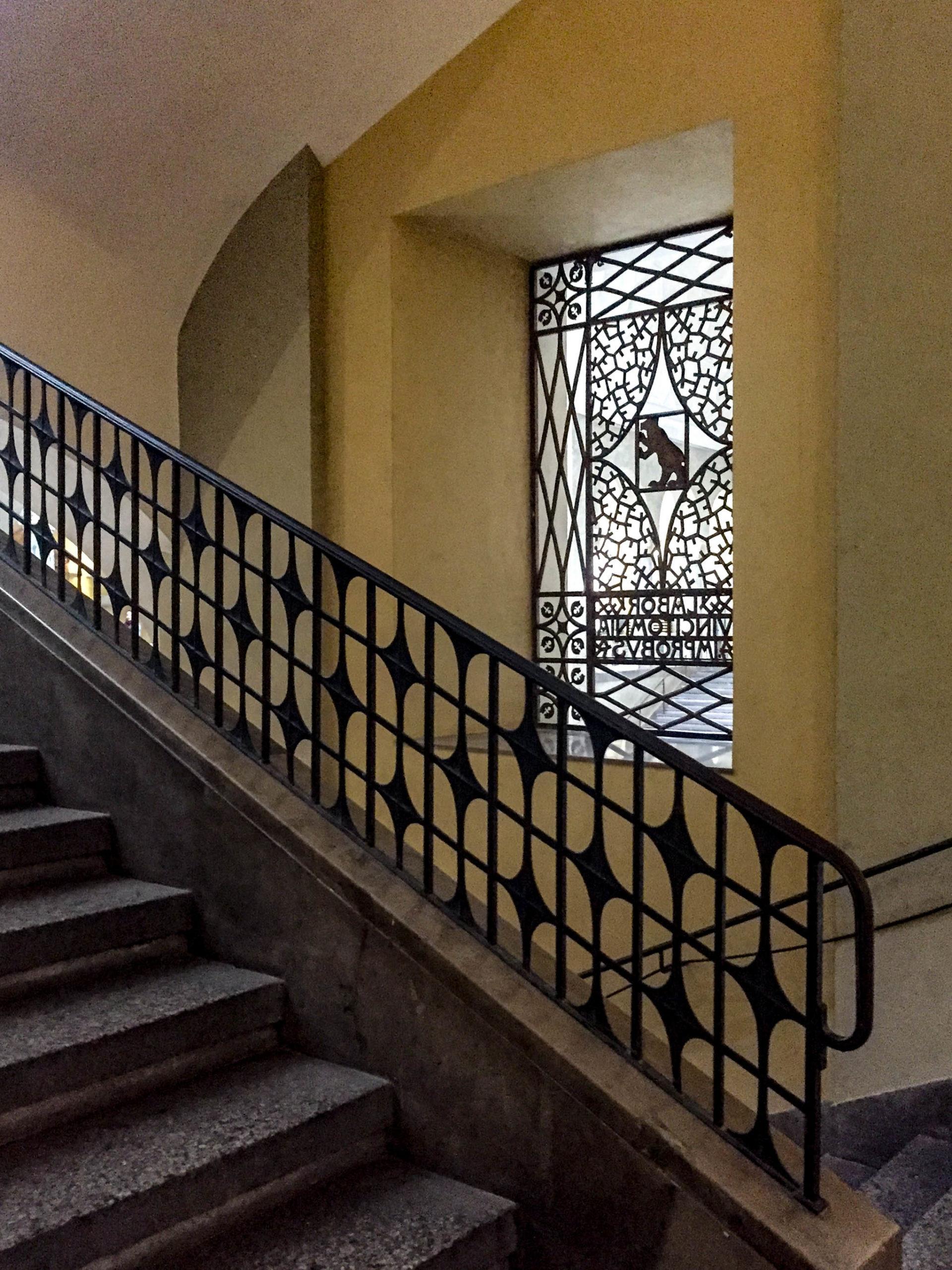 Erweiterungsbau der LMU, 1906-1910. Architekt: German Bestelmeyer