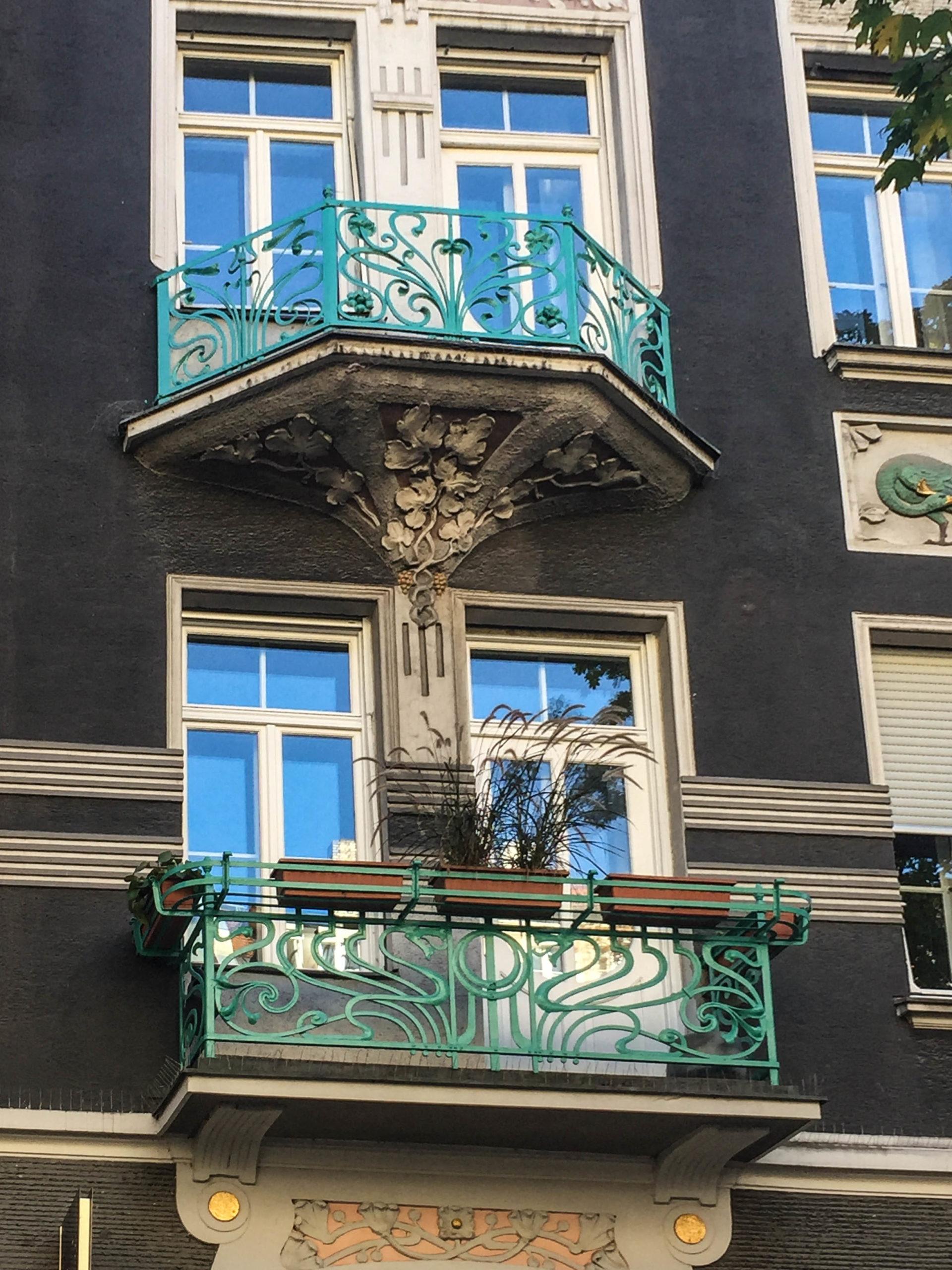 Wohnhaus, 1903. Architekt: Ferenc Nyilas