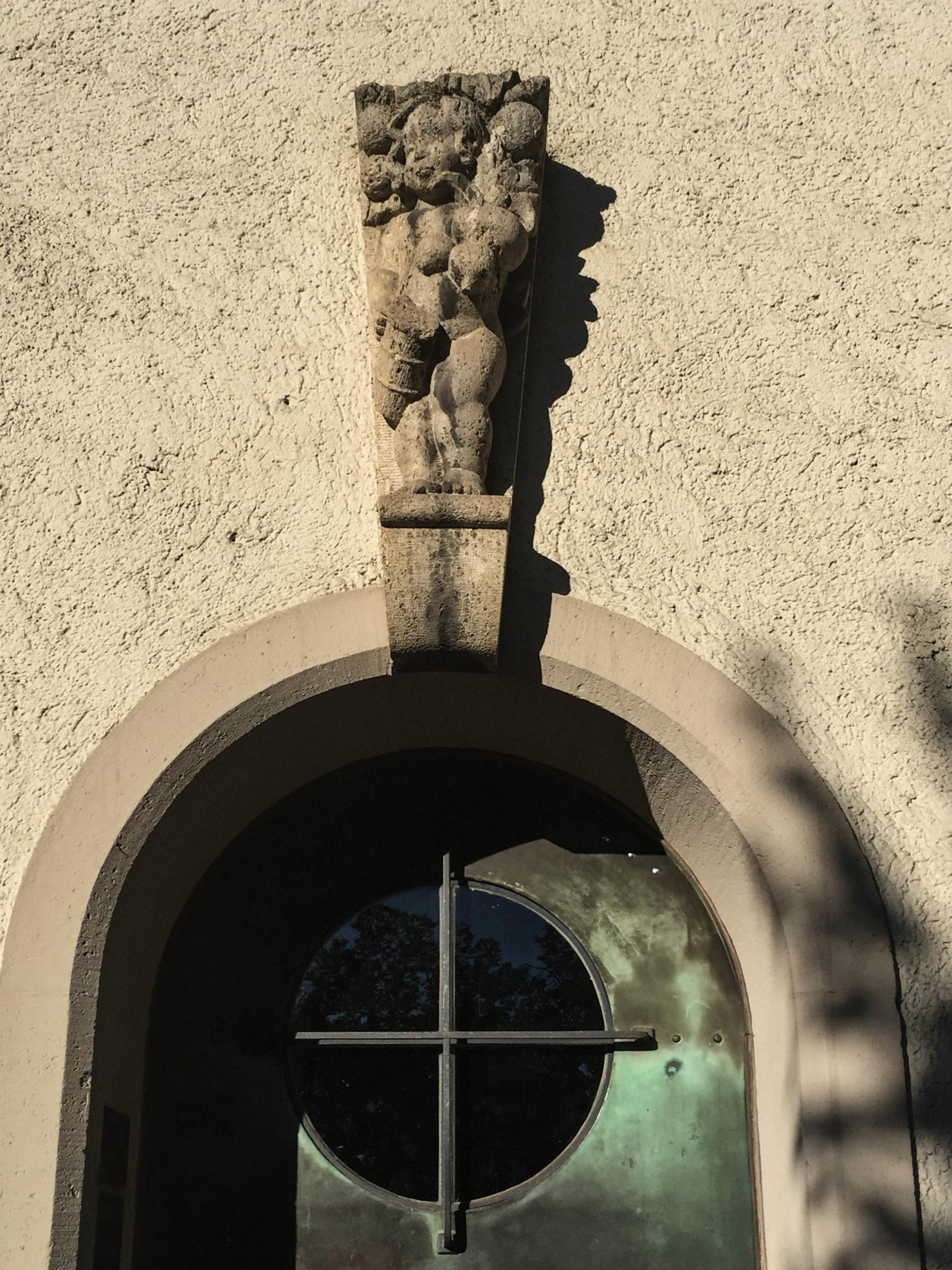 Wohnblock, 1929. Architekt: Roderich Fick