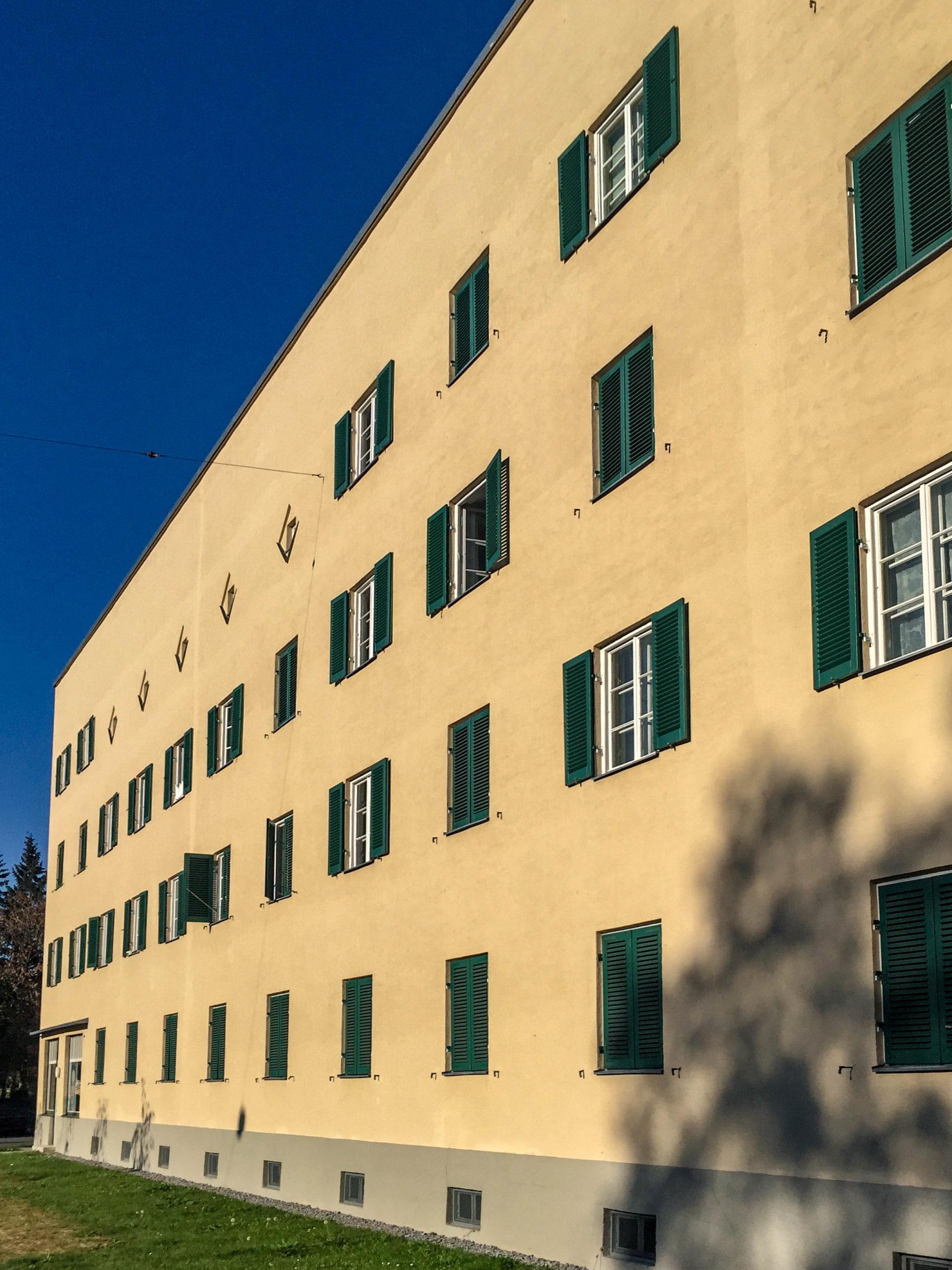 Birkenhof, 1927-1928. Architect: Otto Holzer