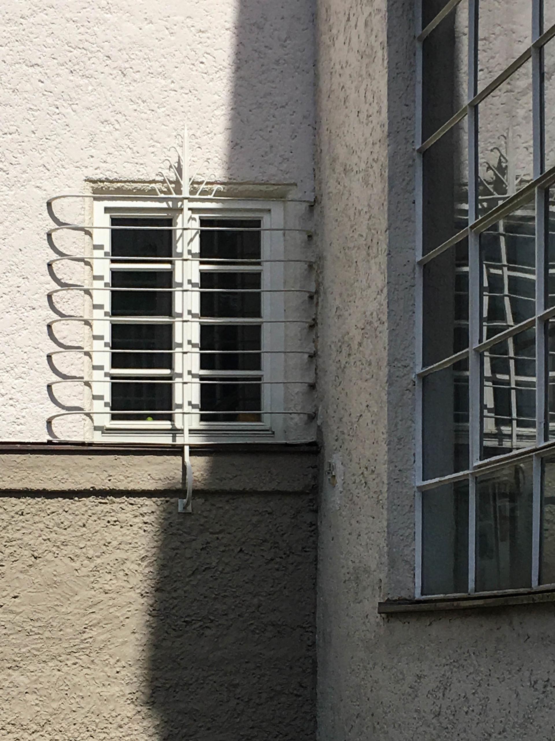 Künstlerhof, 1929-1930. Architekt: Uli Seeck
