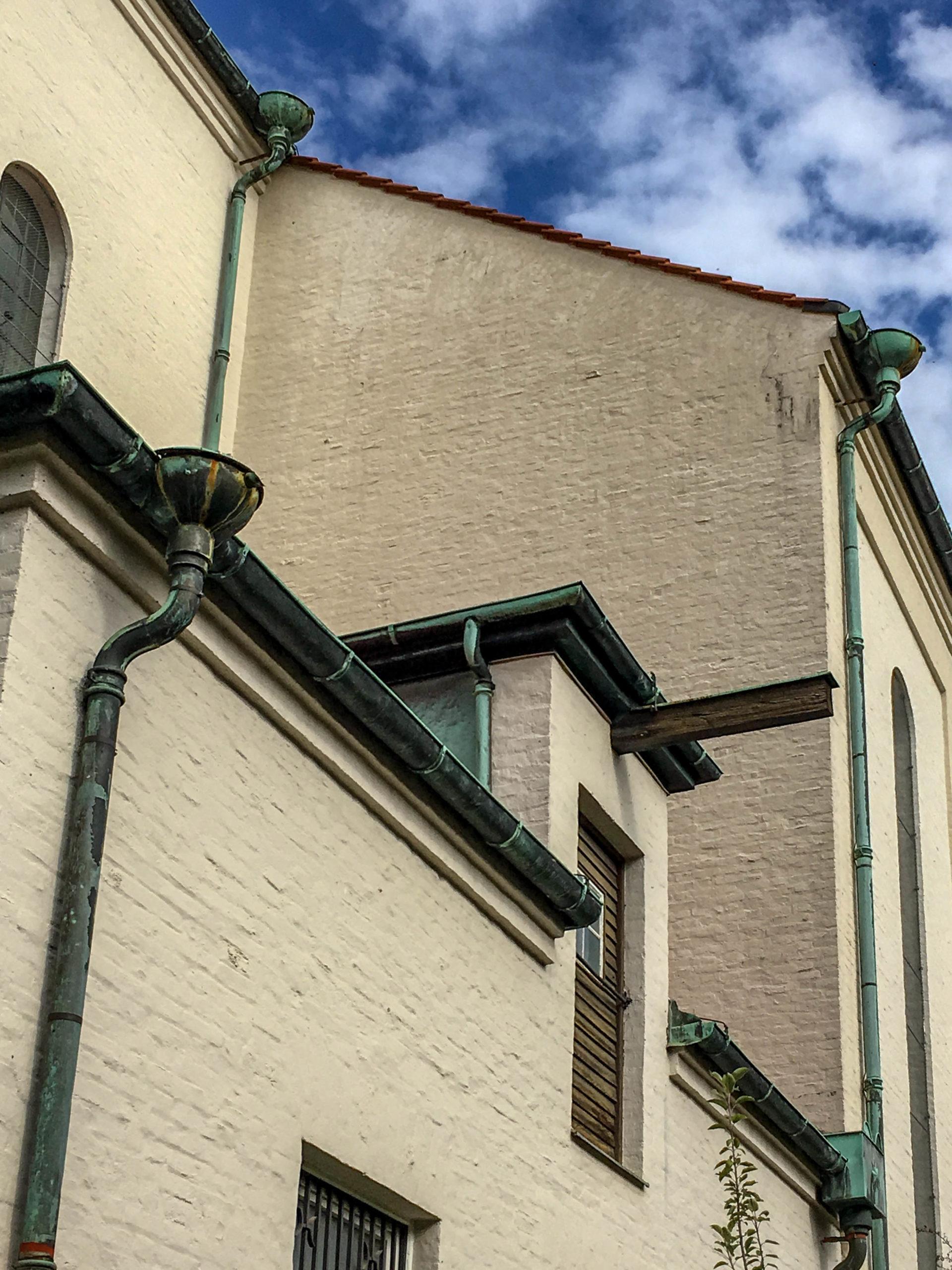 Sankt Pius, 1931-1932. Architekt: Richard Berndl