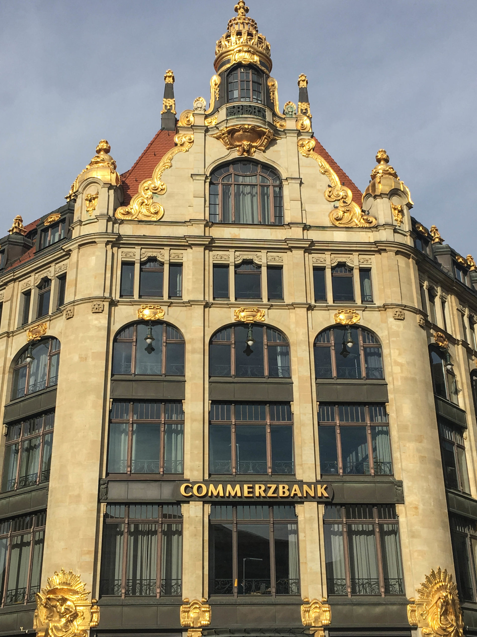 Kaufhaus Ebert, 1902-1904. Architekt: August Hermann Schmidt, Arthur Johlige