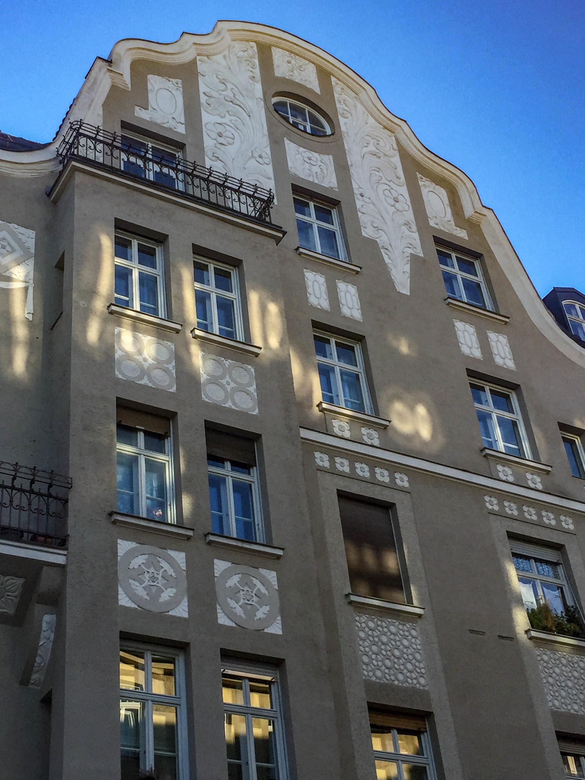 Wohnhaus, 1904. Architekt: Hans Thaler