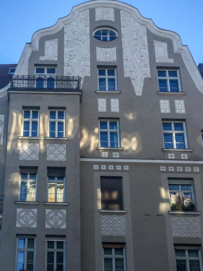 Mietshaus, 1904. Architekt: Hans Thaler