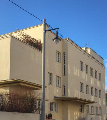 Wohnanlage, 1927. Architekt: Peter Behrens