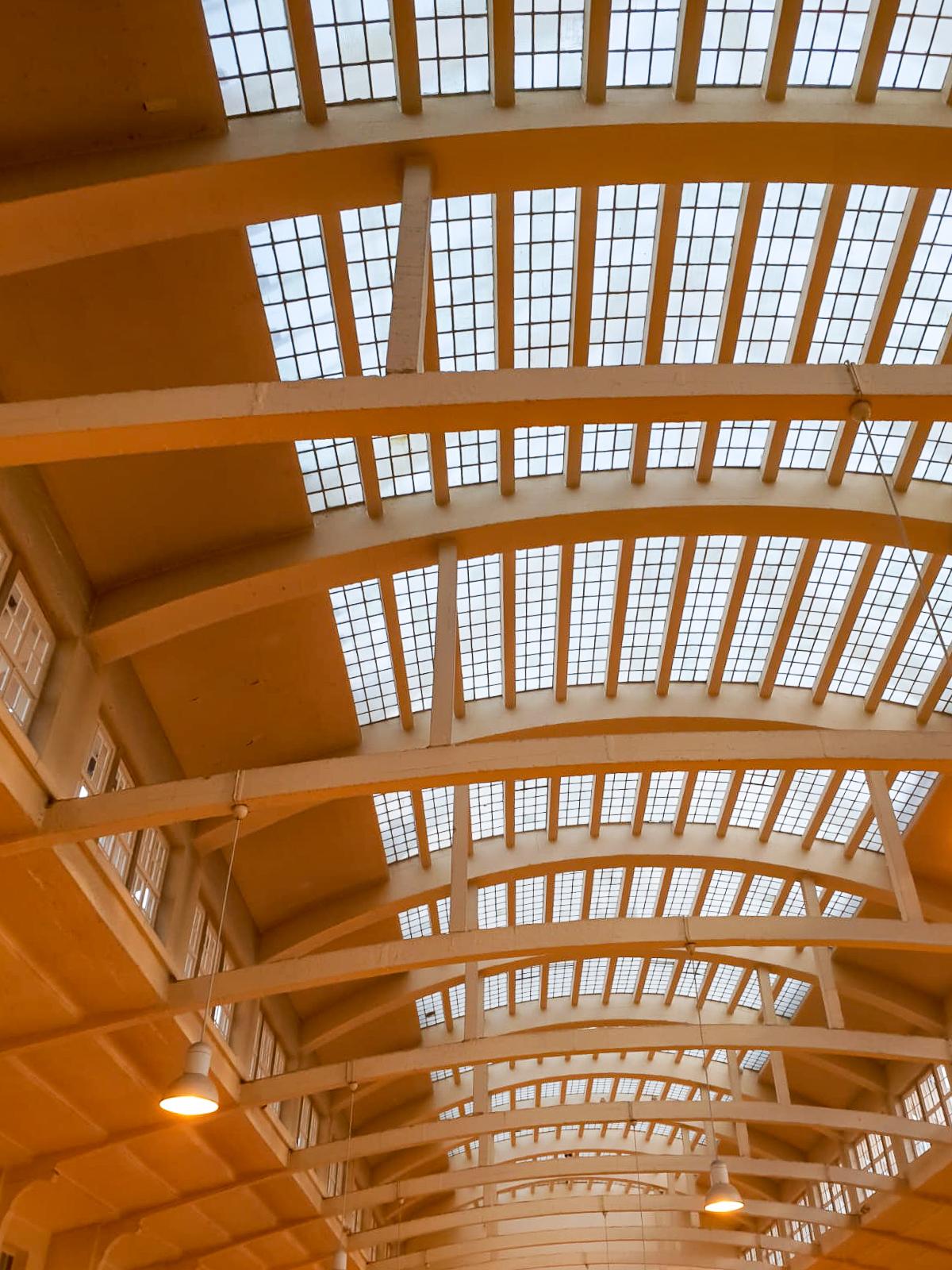 Markthalle, 1911-1914. Architekt: Martin Elsaesser