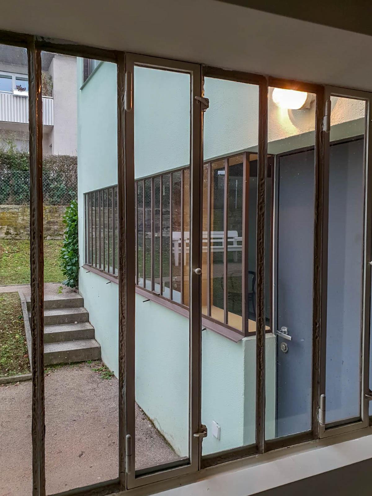 Doppelhaus, 1927. Architekten: Le Corbusier, Pierre Jeanneret