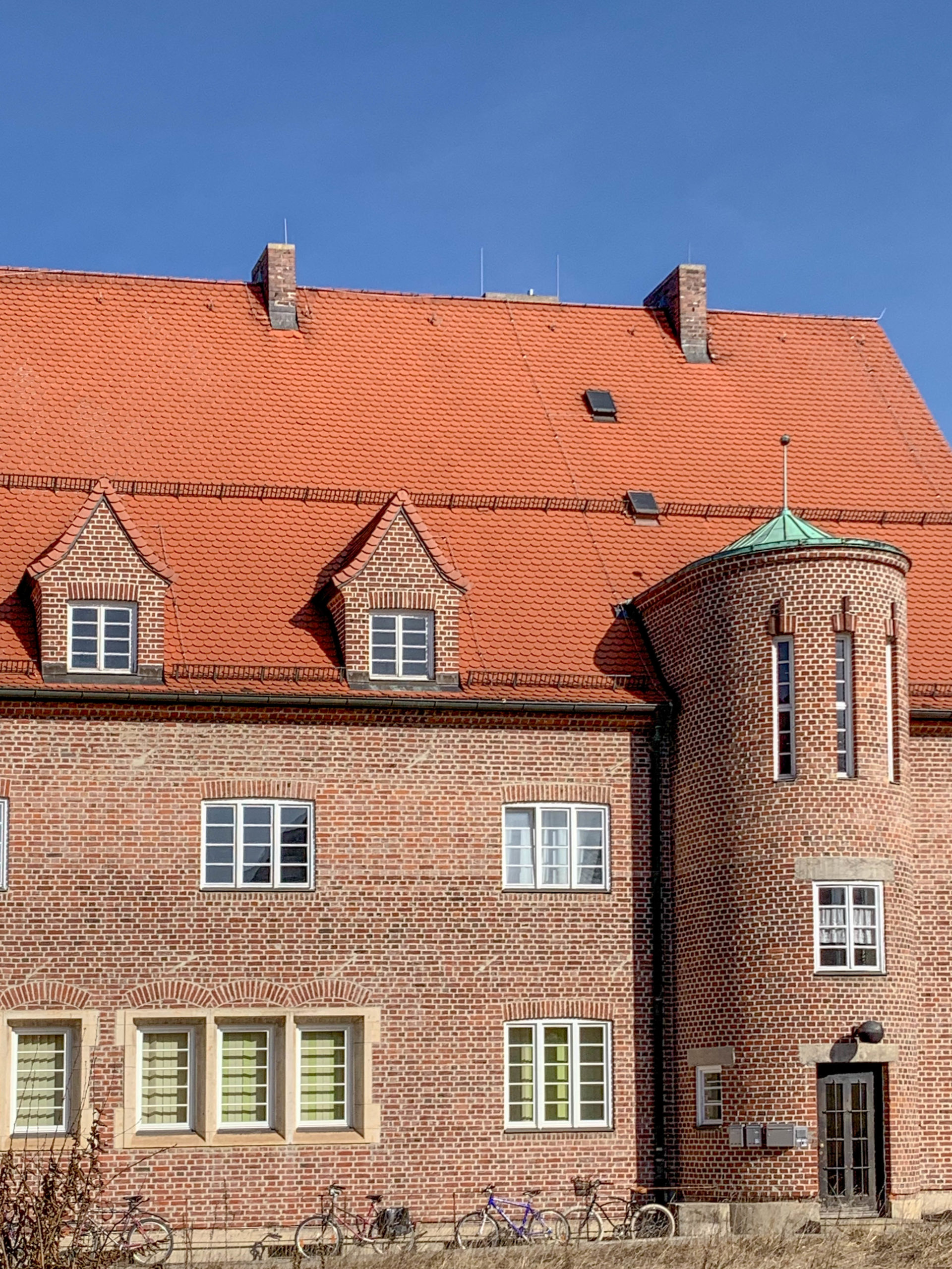 Ehemaliges Postgebäude, 1929. Architekten: Georg Werner, Eduard Härtinger