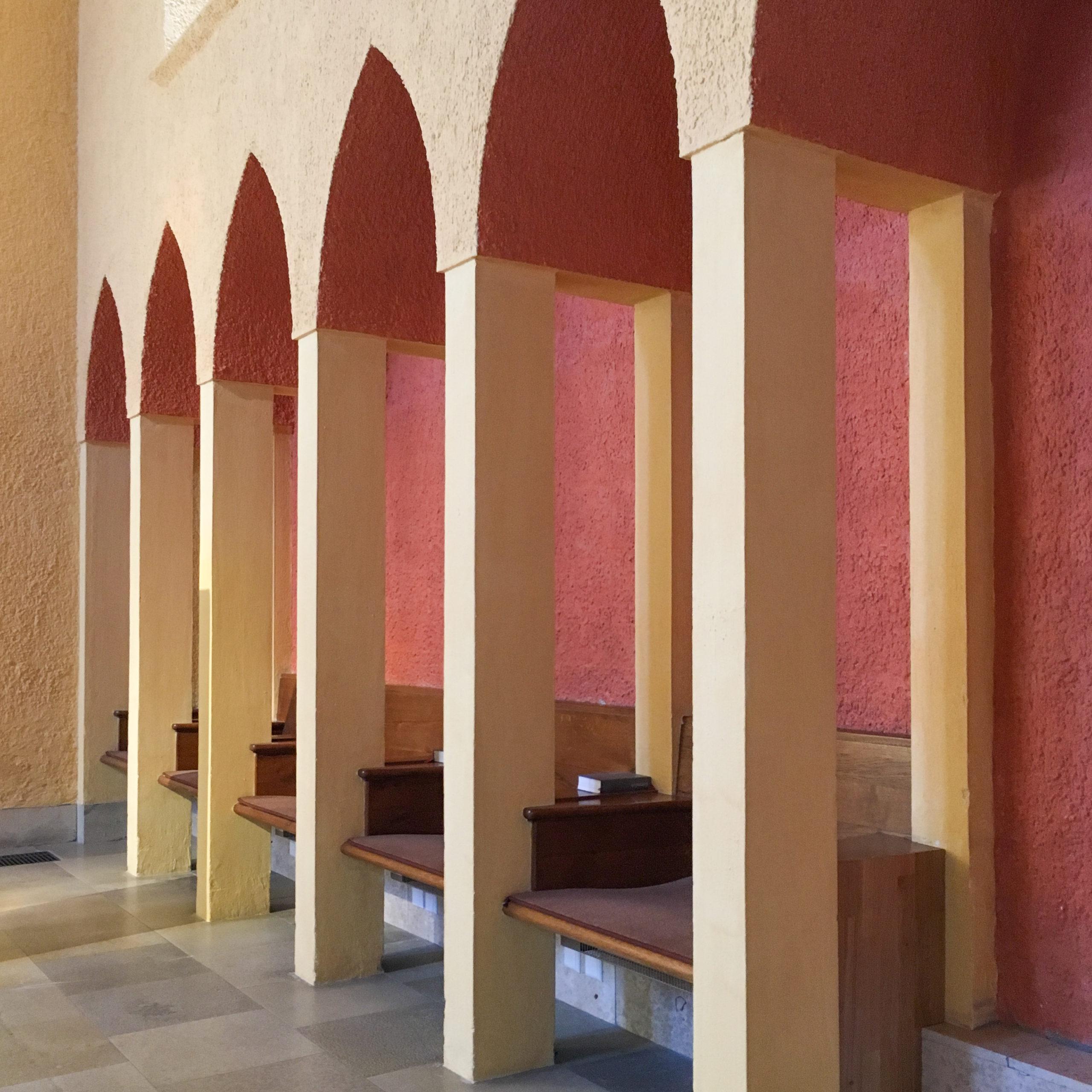 Sankt Petrus Canisius, 1927-1928. Architekten: Hugo Schlösser, Wilhelm Friedrich Laur