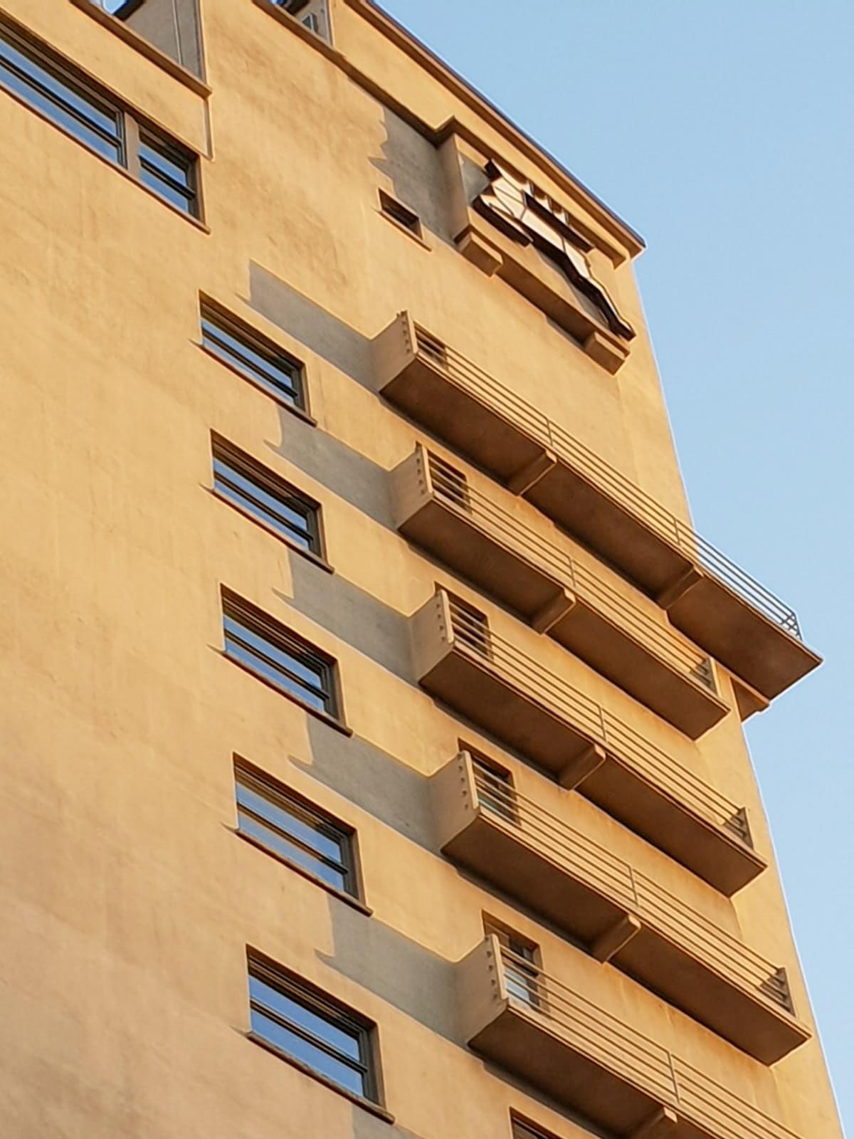 Tagblatt Turm, 1924-1928. Architekt: Ernst Otto Oßwald