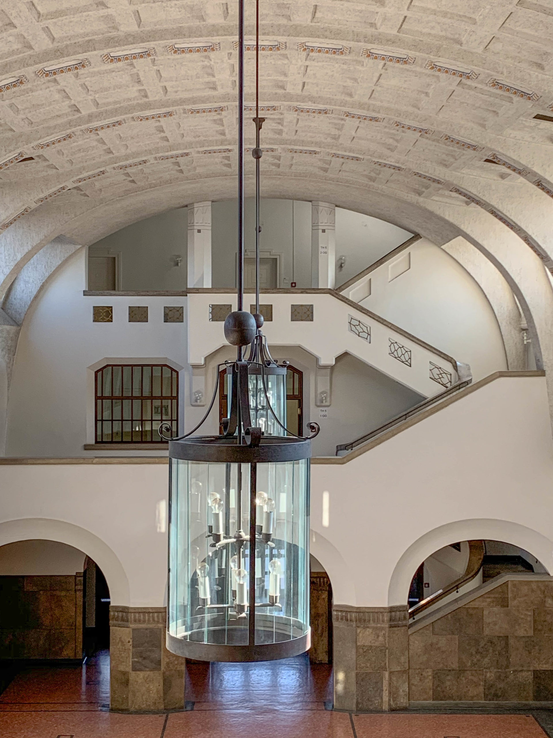 Hauptzollamt, 1912. Architekt: Hugo Kaiser