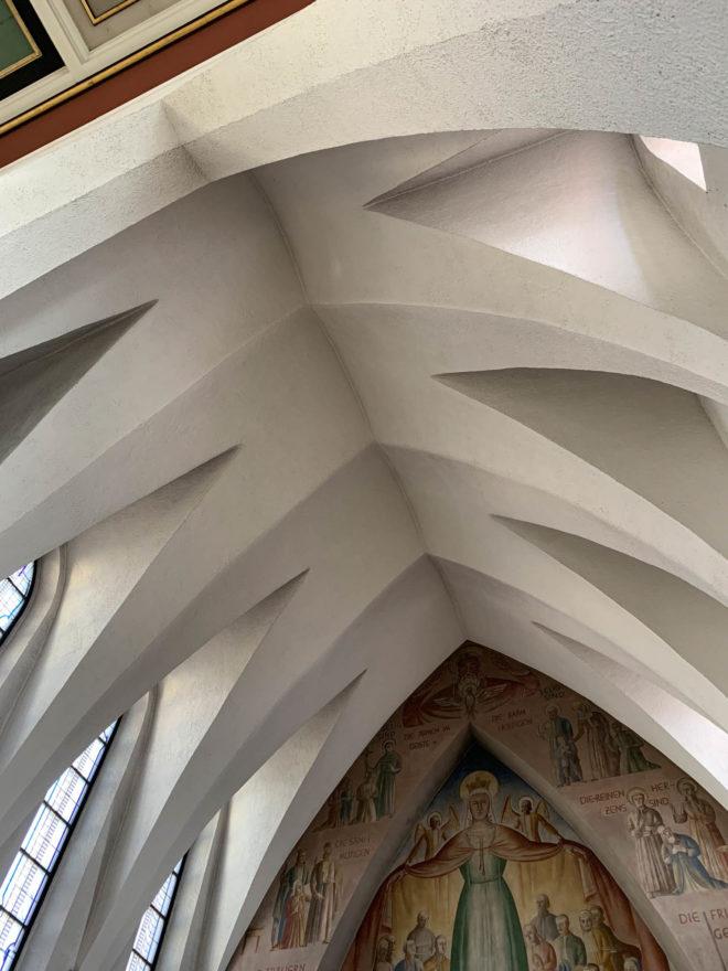 Maria Schutz, 1928-1929 Architekt: Hans Seeberger