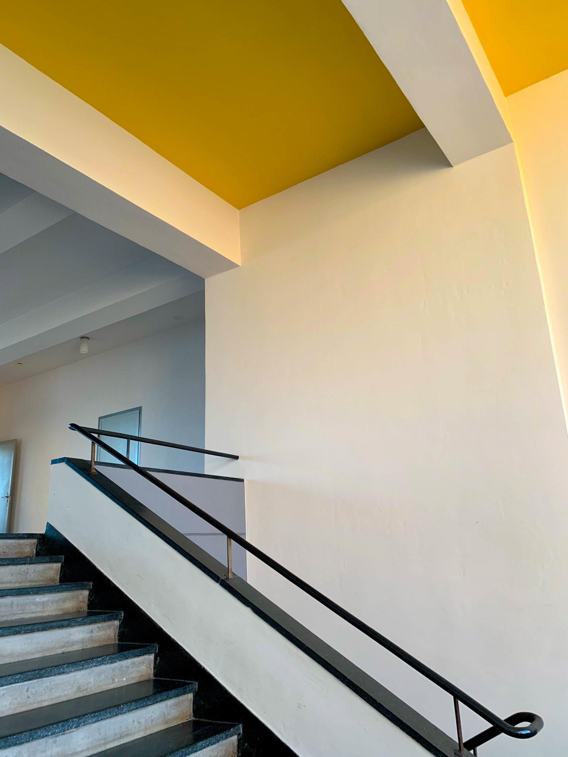 Bauhaus Building, 1925-1926. Architect: Walter Gropius