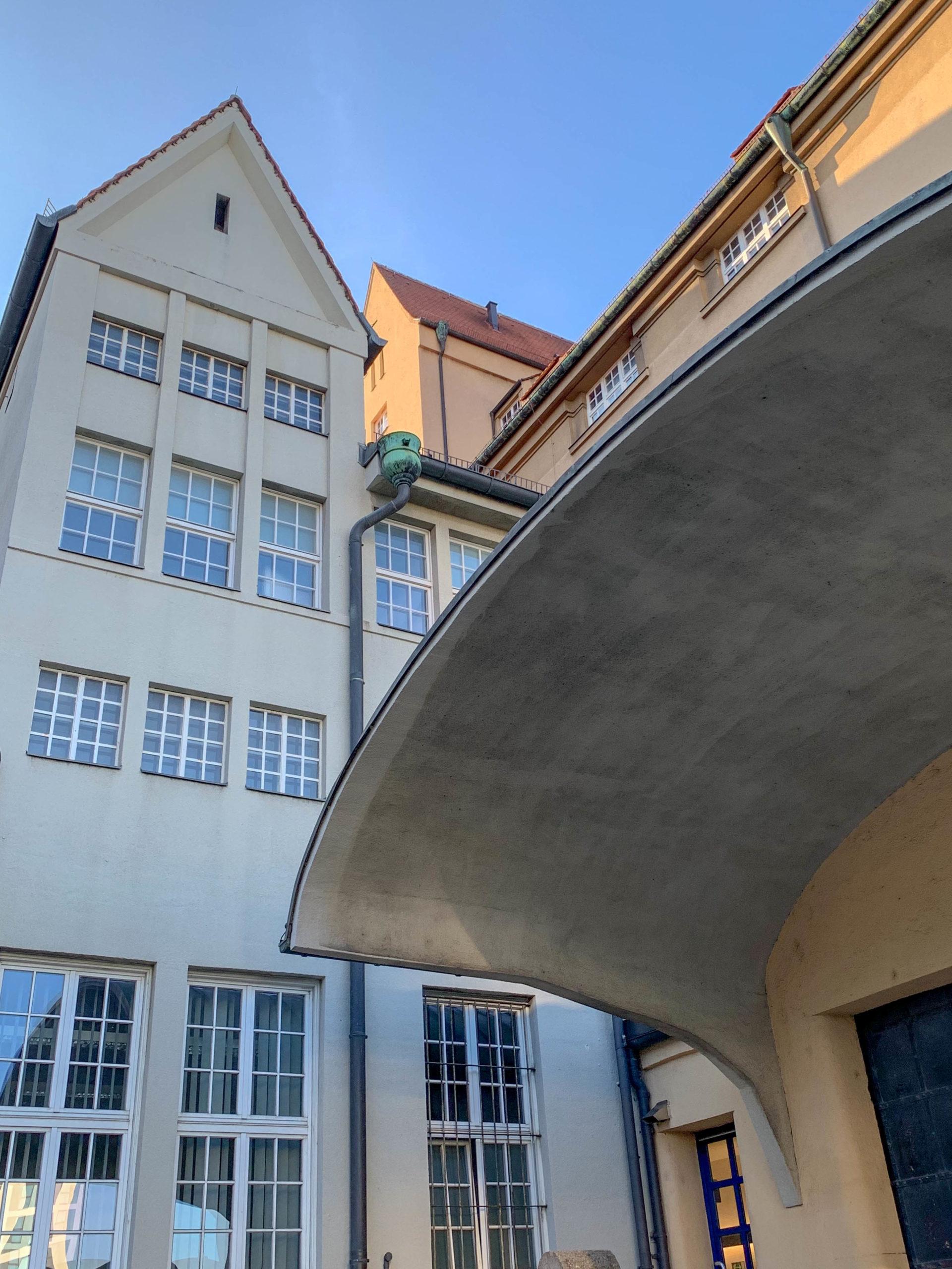 Main Customs Office, 1912. Architect: Hugo Kaiser