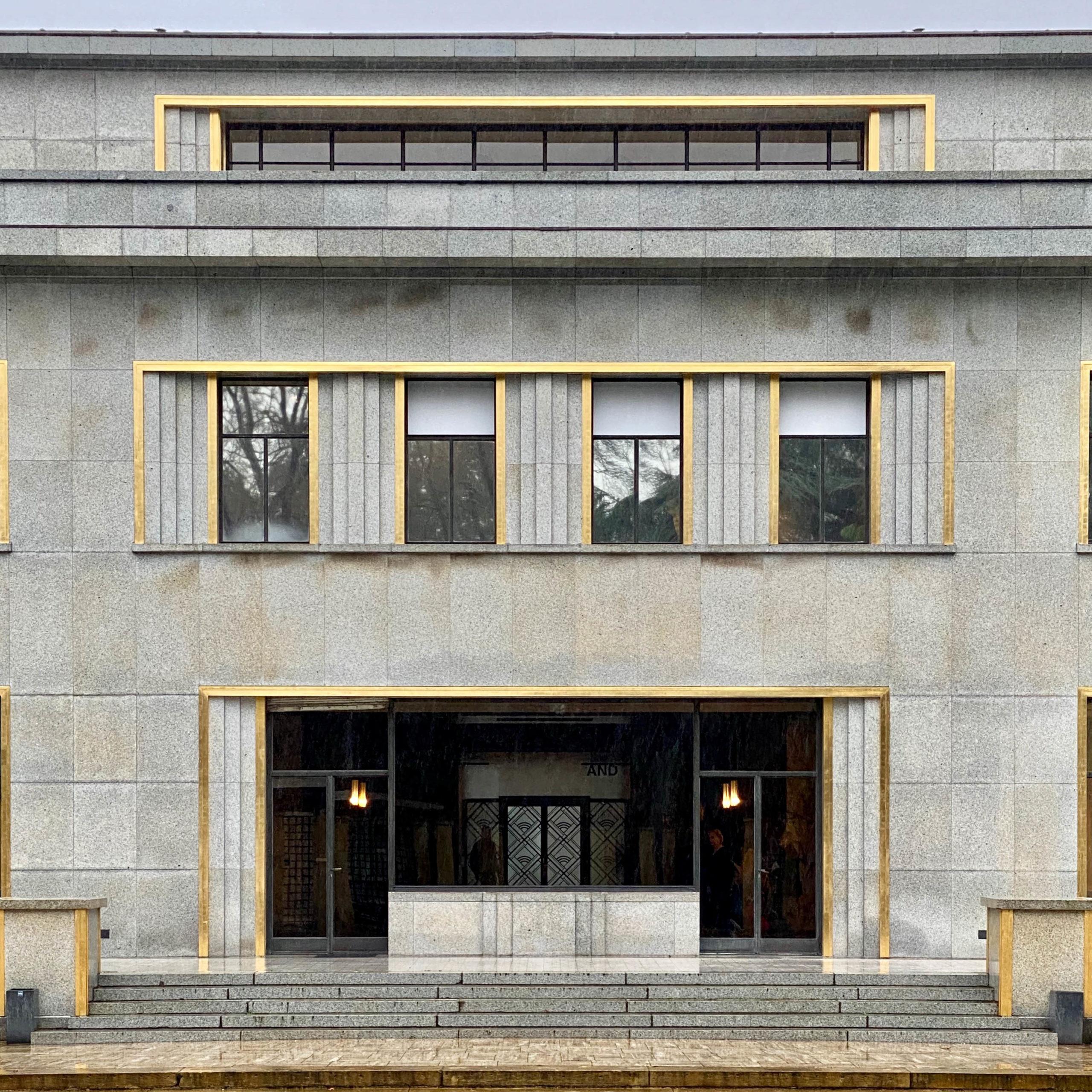 Villa Empain, 1930-1935. Architect: Michel Polak