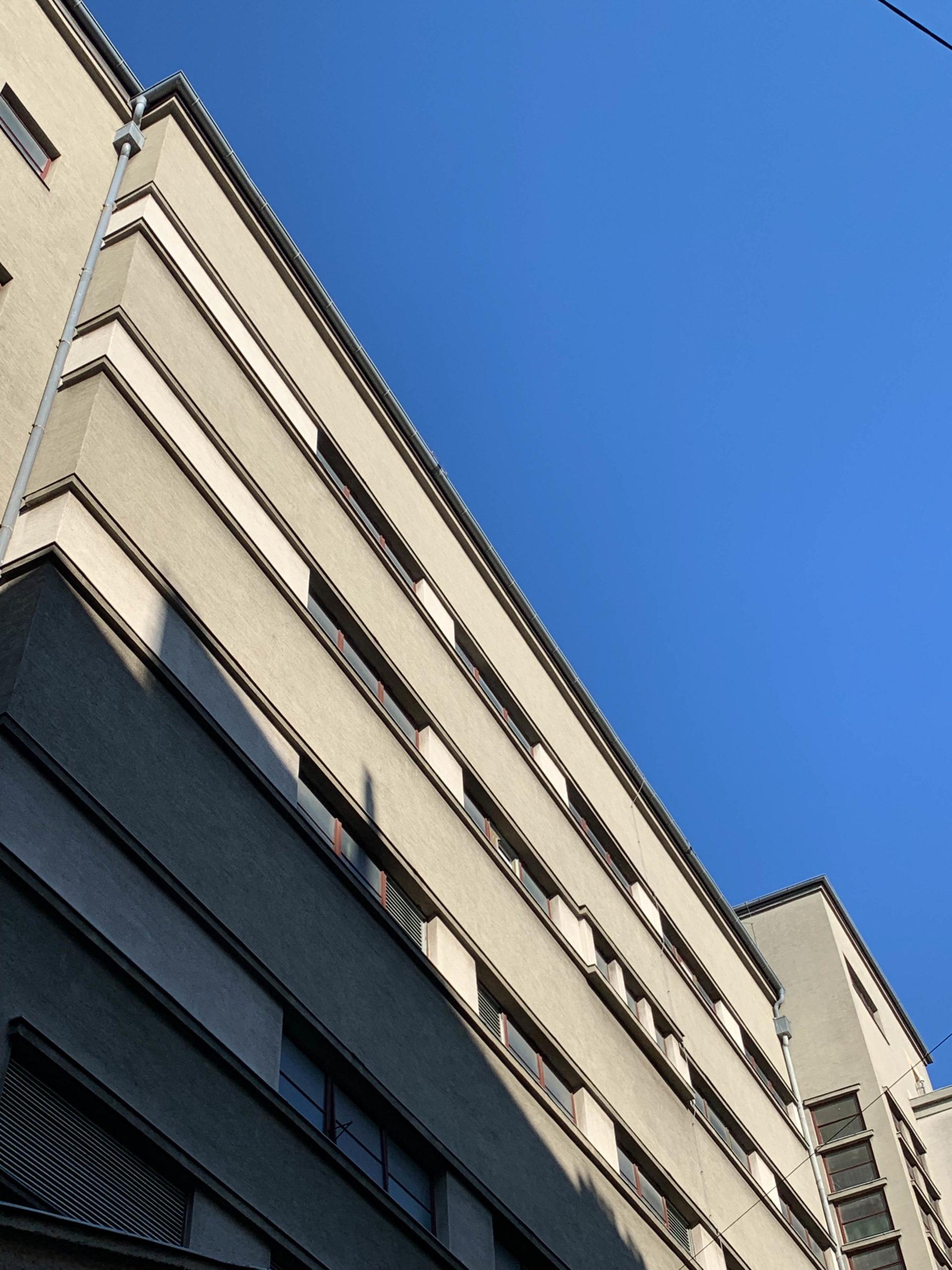 Umspannwerk Favoriten, 1929-1931. Architekten: Eugen Kastner, Fritz Waage