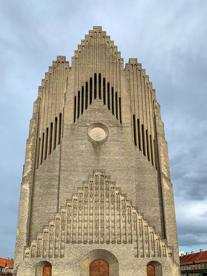 Grundtvigskirche, 1921-1940. Architekt: Peder Jensen-Klint