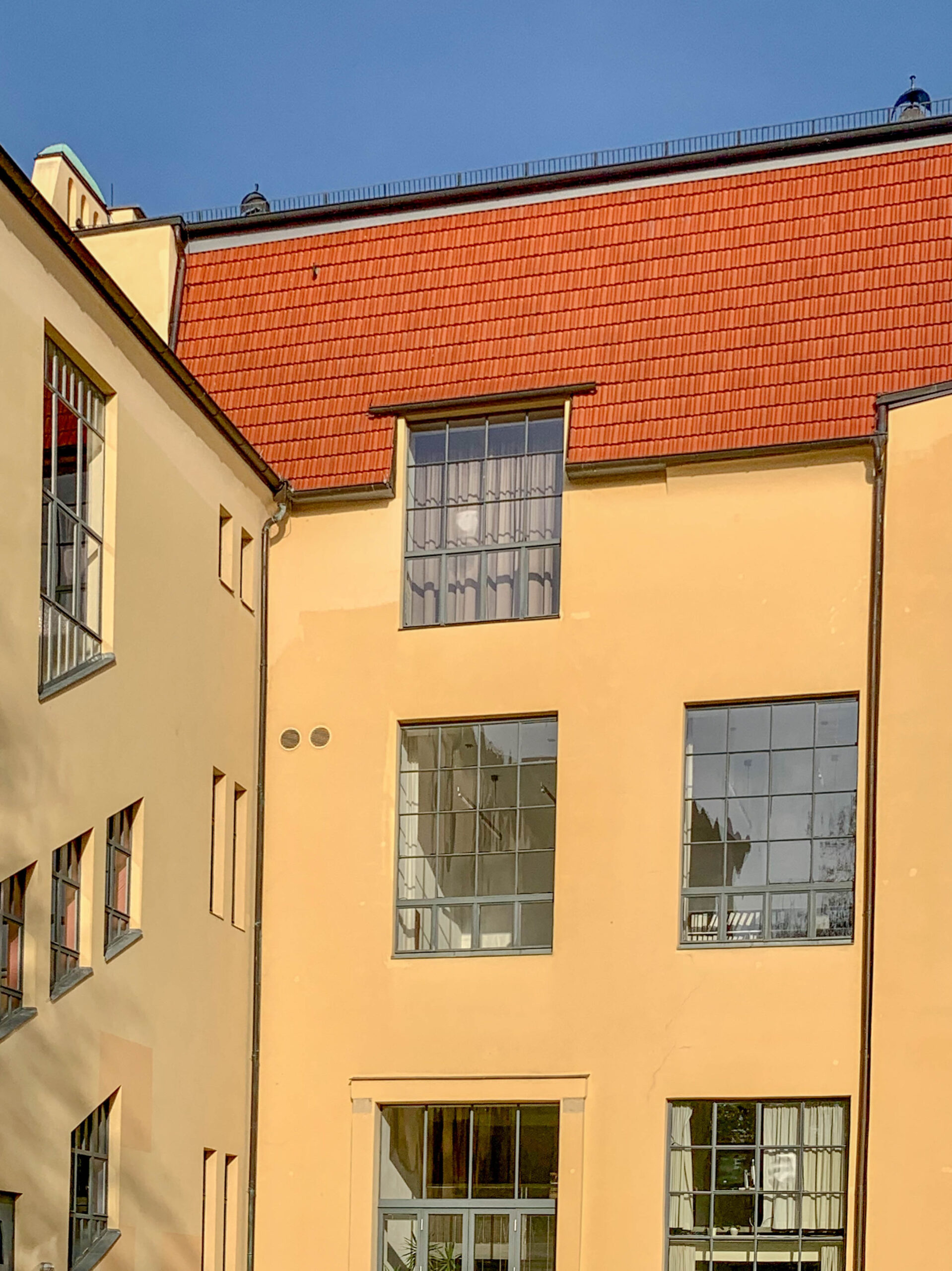 Art School, 1904-1911. Architect: Henry van de Velde