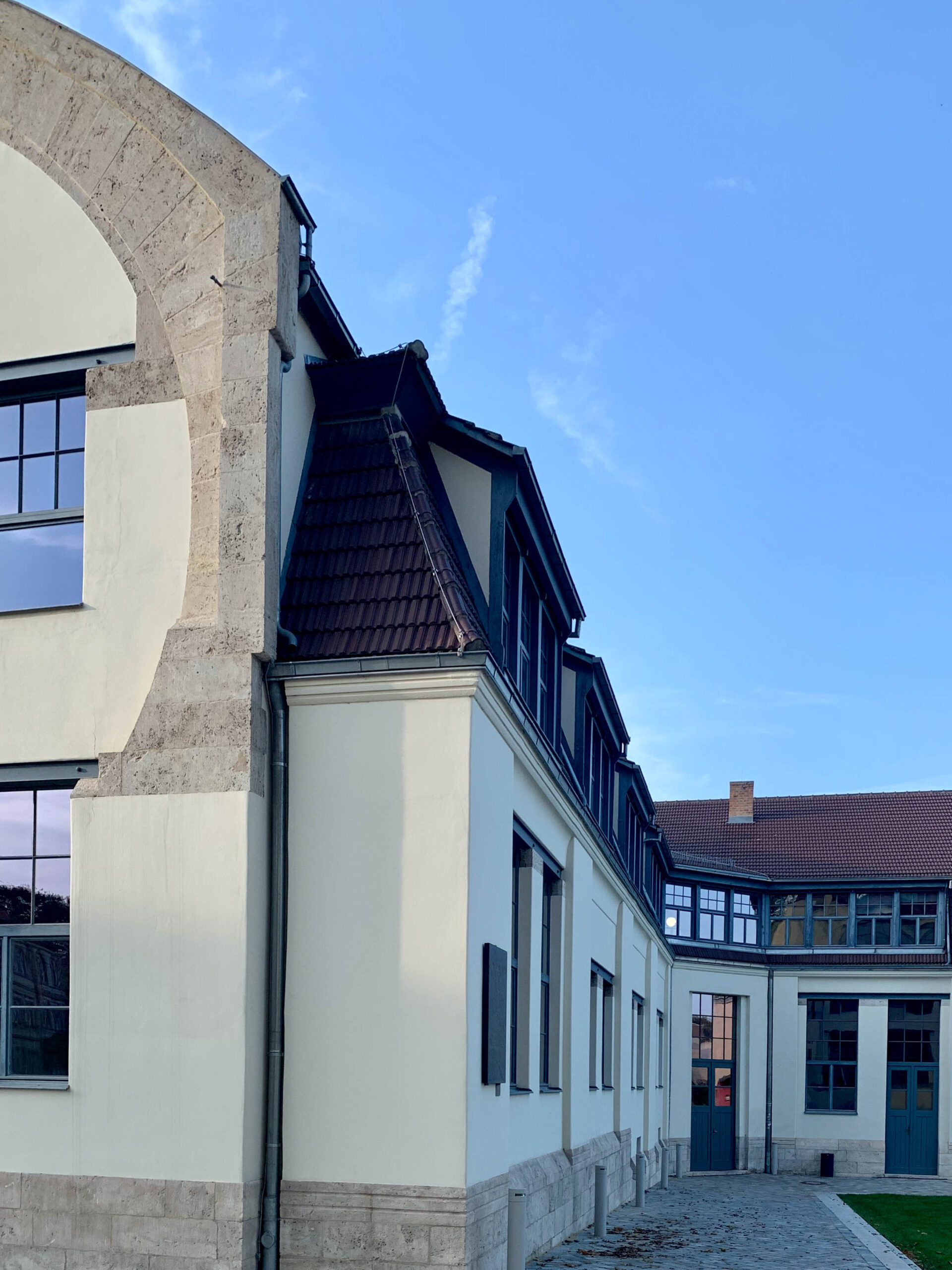Grand-Ducal Saxon School of Arts and Crafts, 1905-1906. Architect: Henry van de Velde