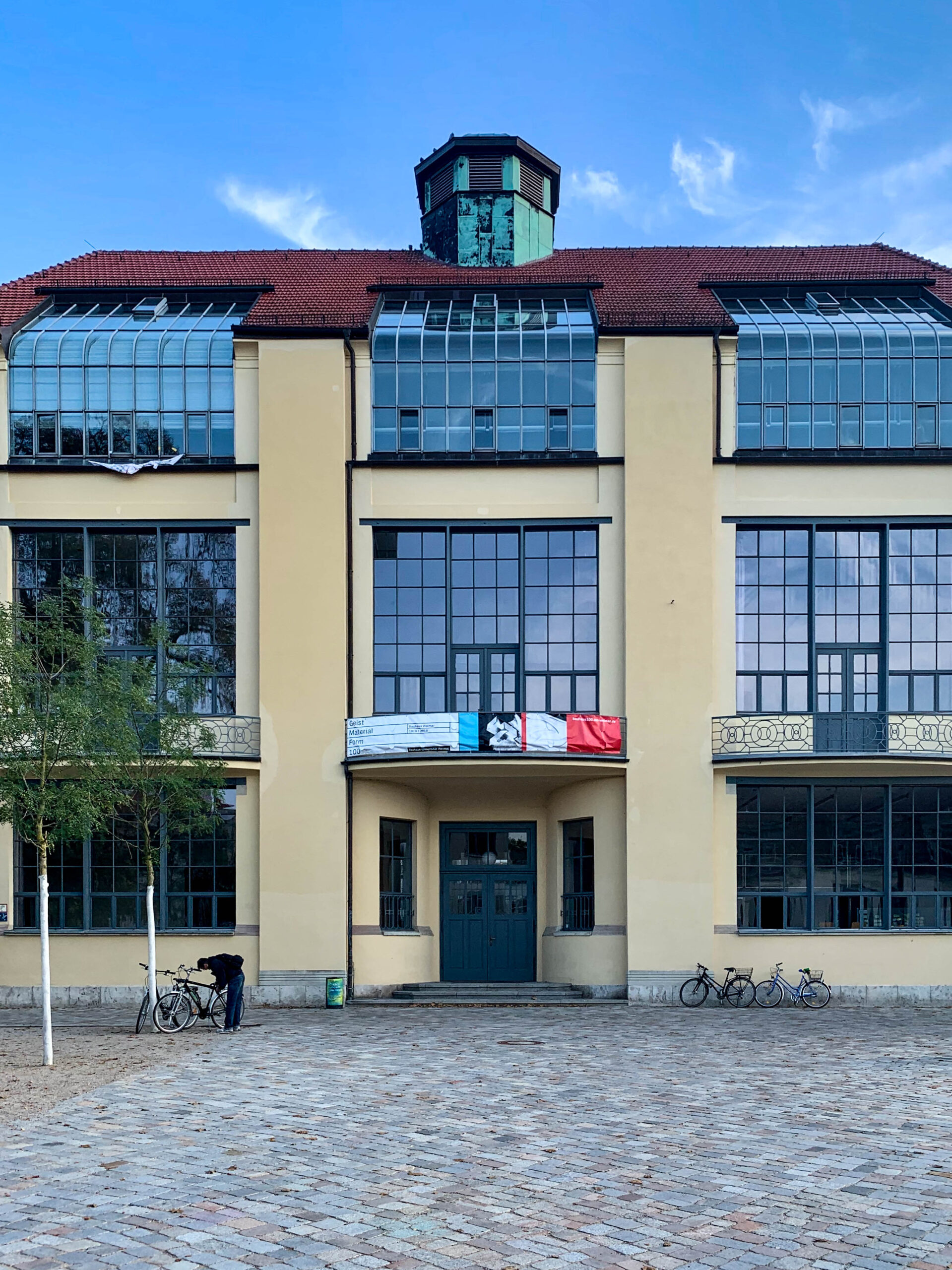 Kunstschule, 1904-1911. Architekt: Henry van de Velde