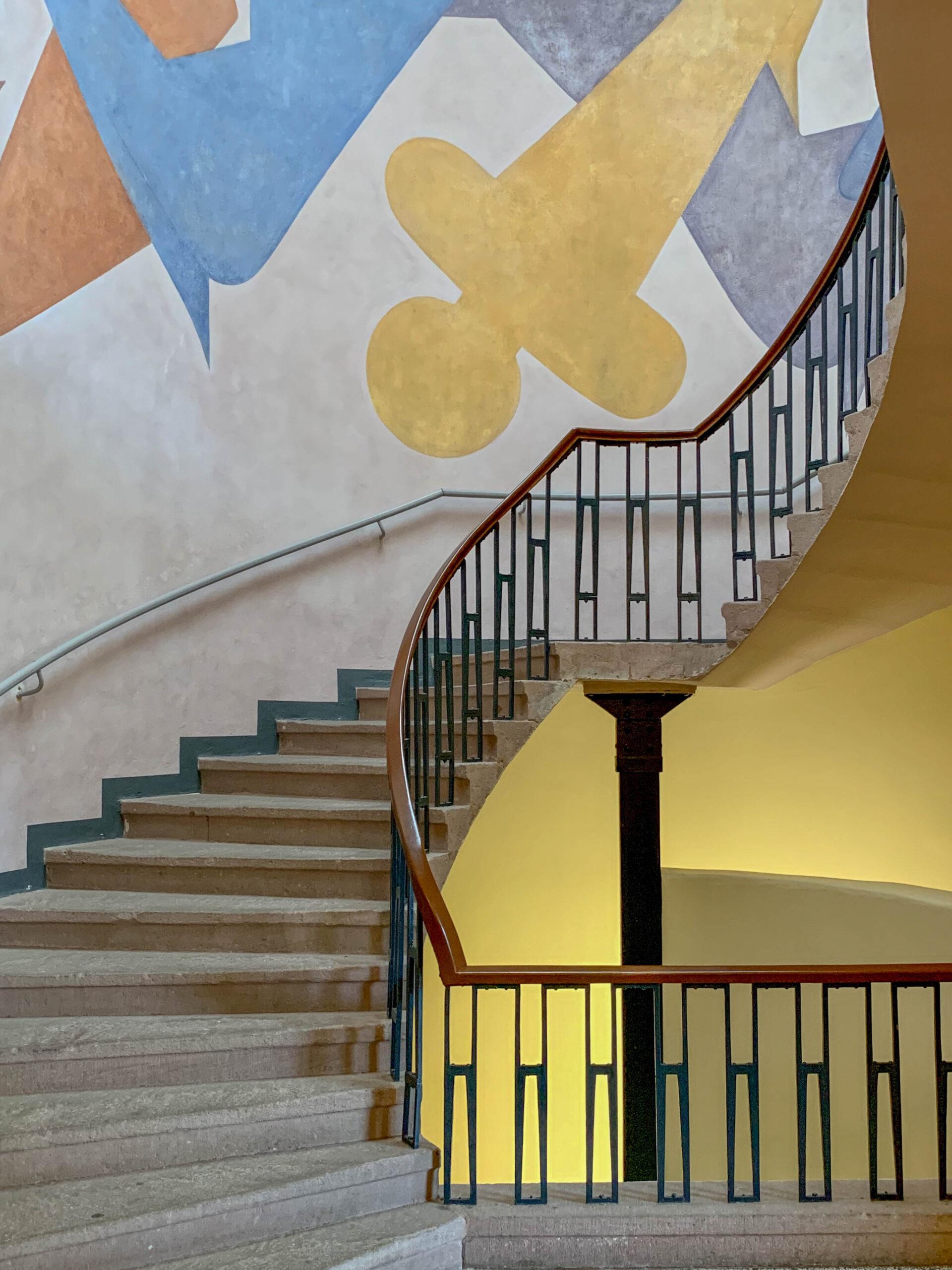 Kunstgewerbeschule, 1905-1906. Architekt: Henry van de Velde