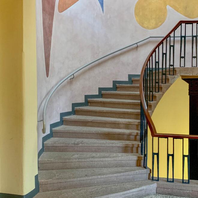 Grand Ducal Saxon School of Arts and Crafts, 1905-1906. Architect: Henry van de Velde