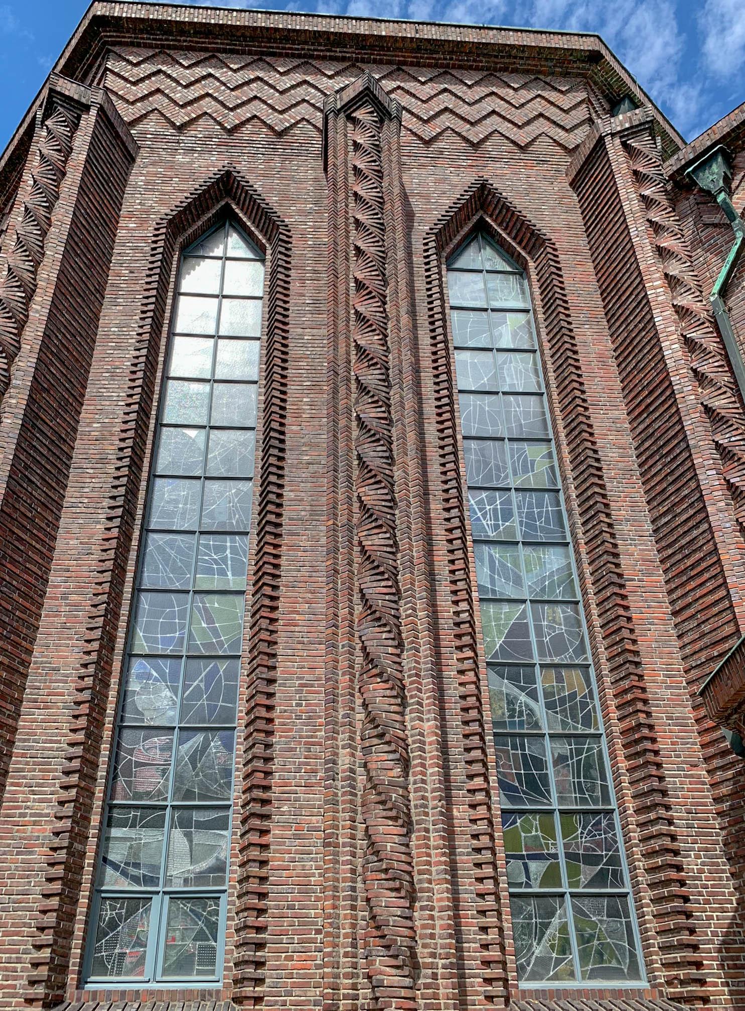 Kreuzkirche, 1927-1929. Architekten: Ernst und Günther Paulus