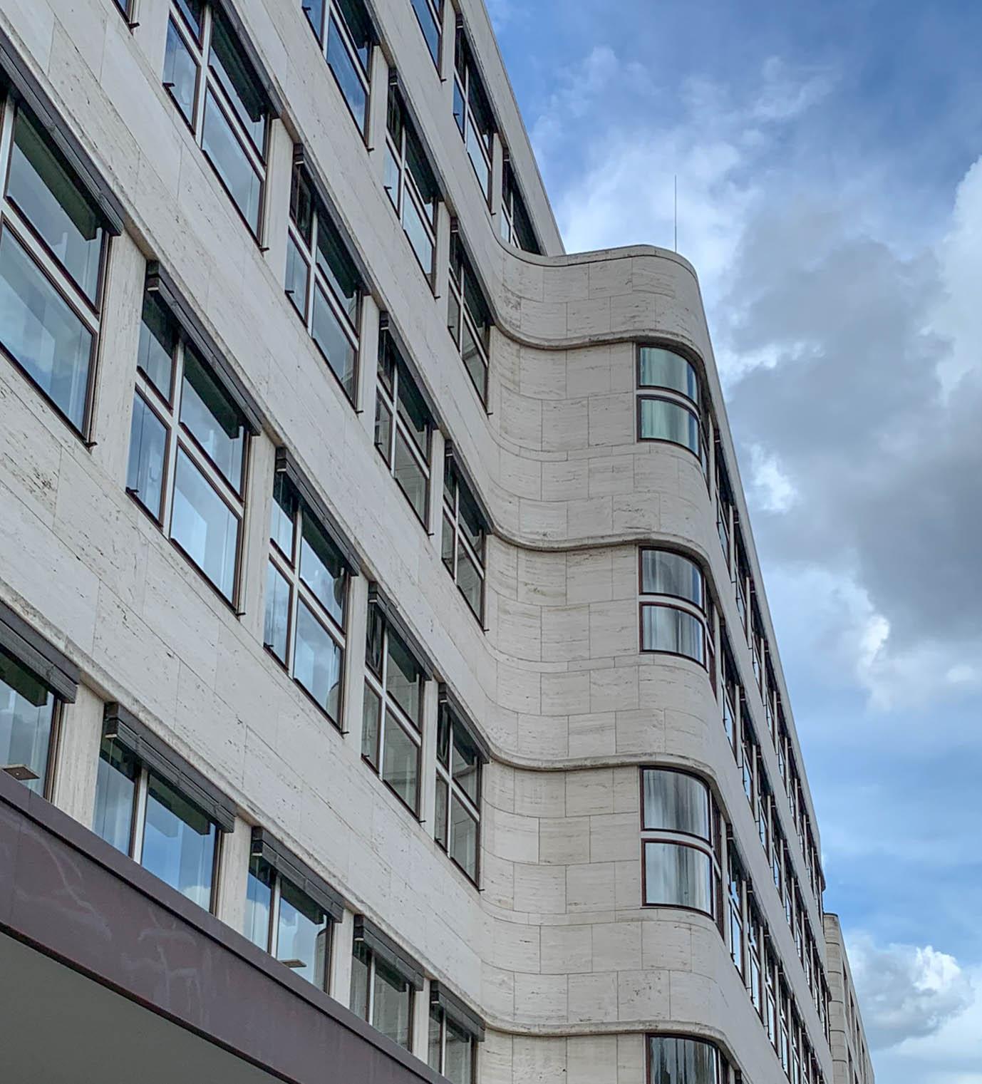 Schell-Haus, 1930-1932. Architect: Emil Fahrenkamp