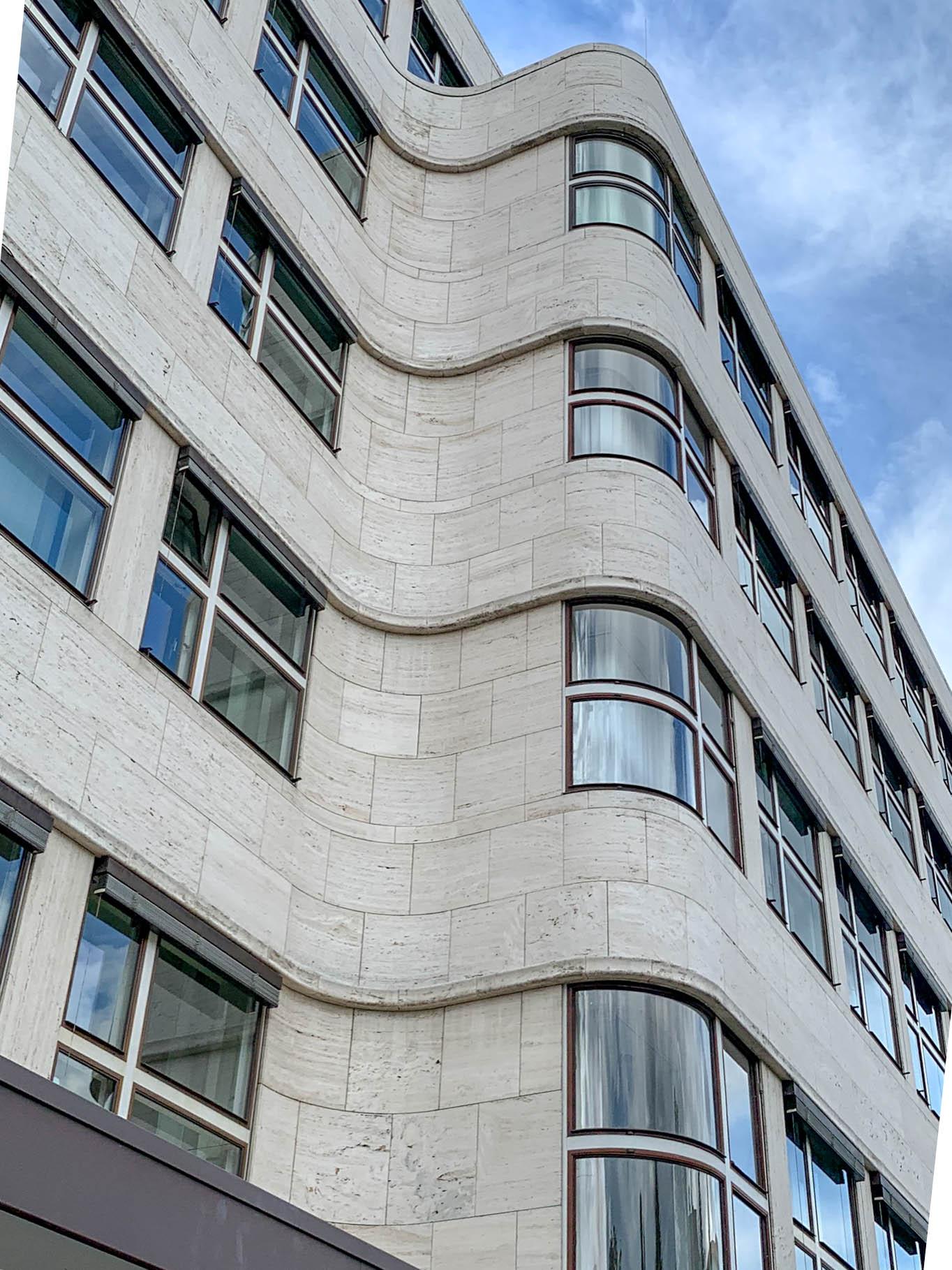 Schell-Haus, 1930-1932. Architekt: Emil Fahrenkamp