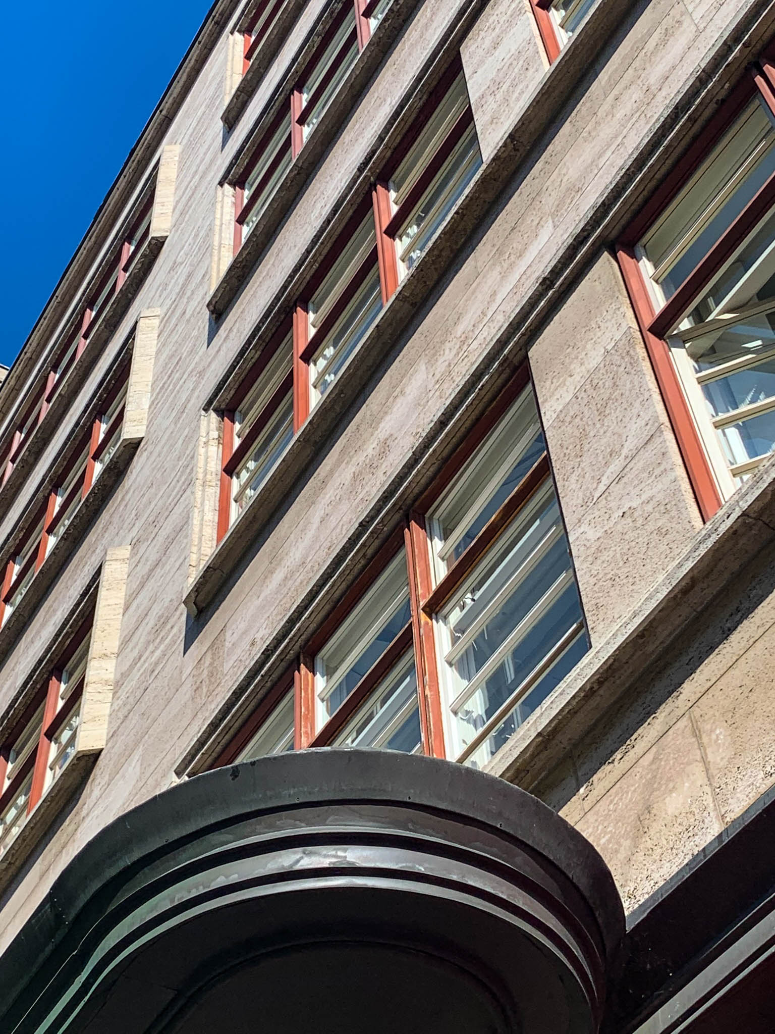 Femina-Palast, 1928-1931. Architects: Richard Bielenberg, Josef Moser