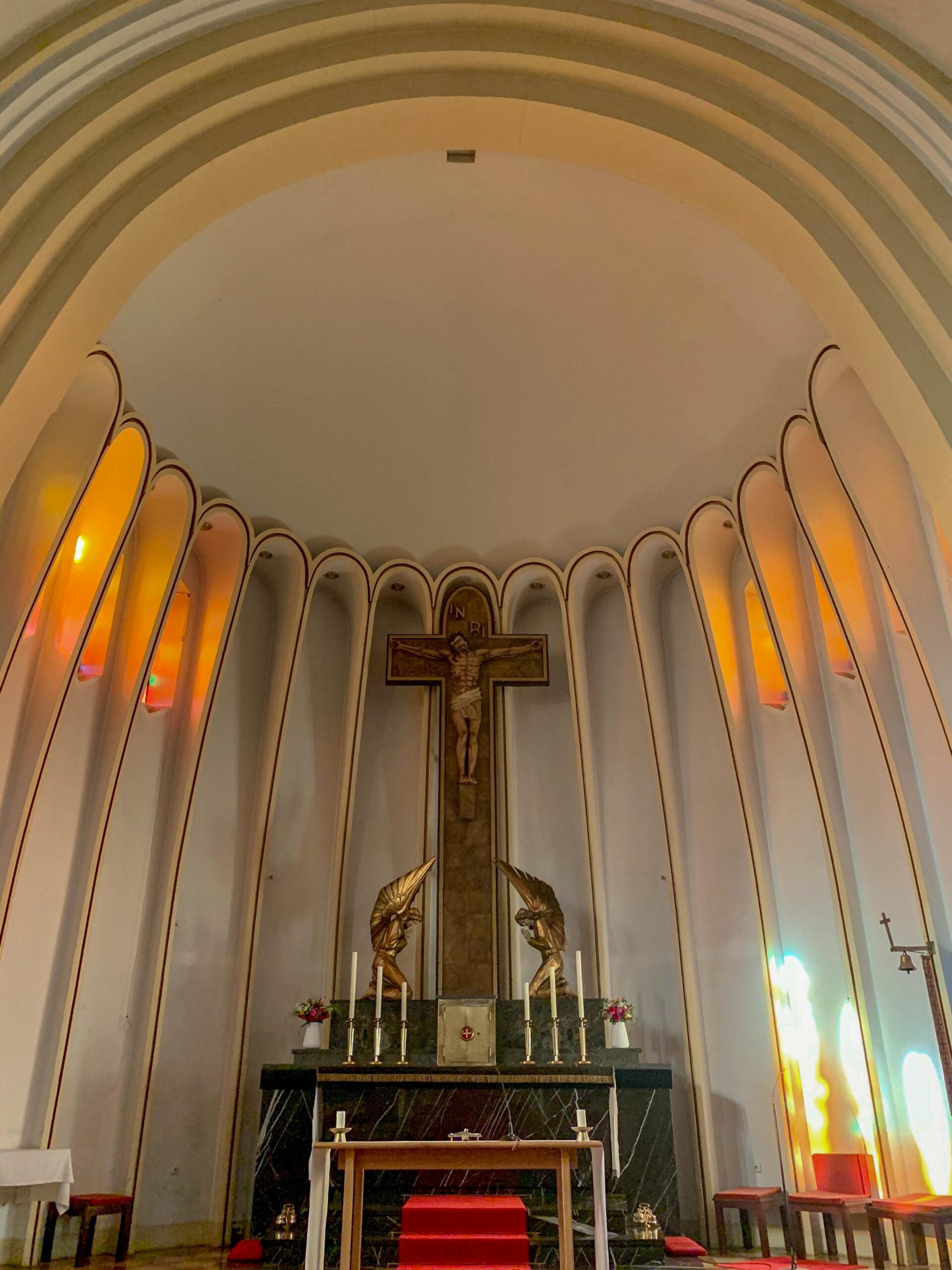 Sankt Maria Magdalena, 1929-1930. Architekt: Felix Sturm