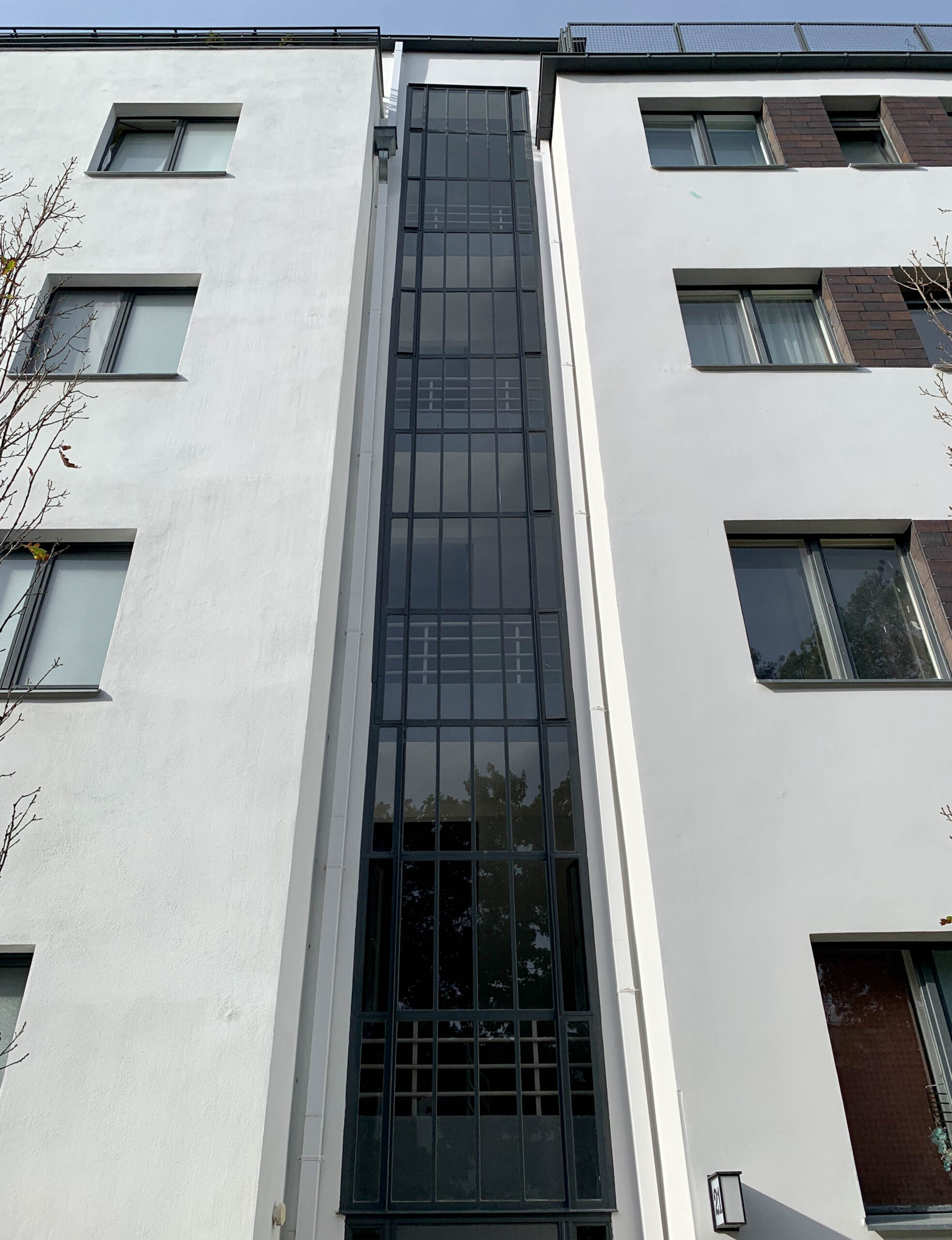 Residential complex, Siemensstadt, 1929-1931. Architect: Walter Gropius