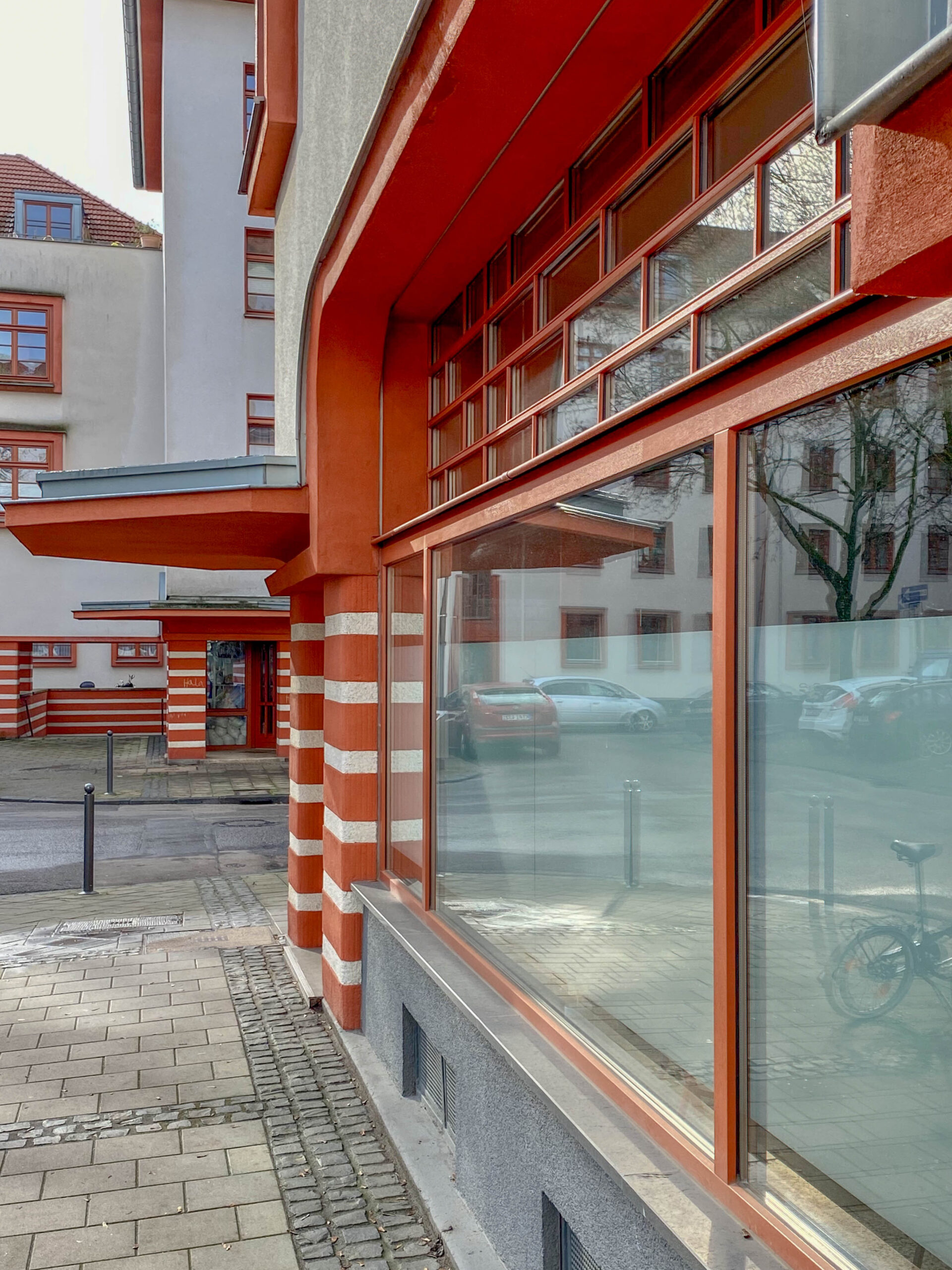 Naumann Siedlung, 1927-1929. Architects: Manfred Faber, Otto Scheib, Fritz Fuß, Hans Heinz Lüttgen