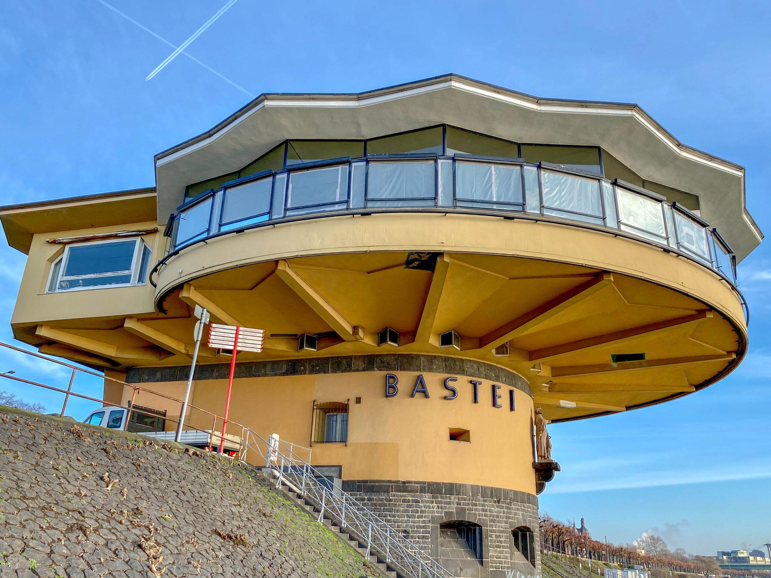 Bastei, 1923-1924. Architekt: Wilhelm Riphahn