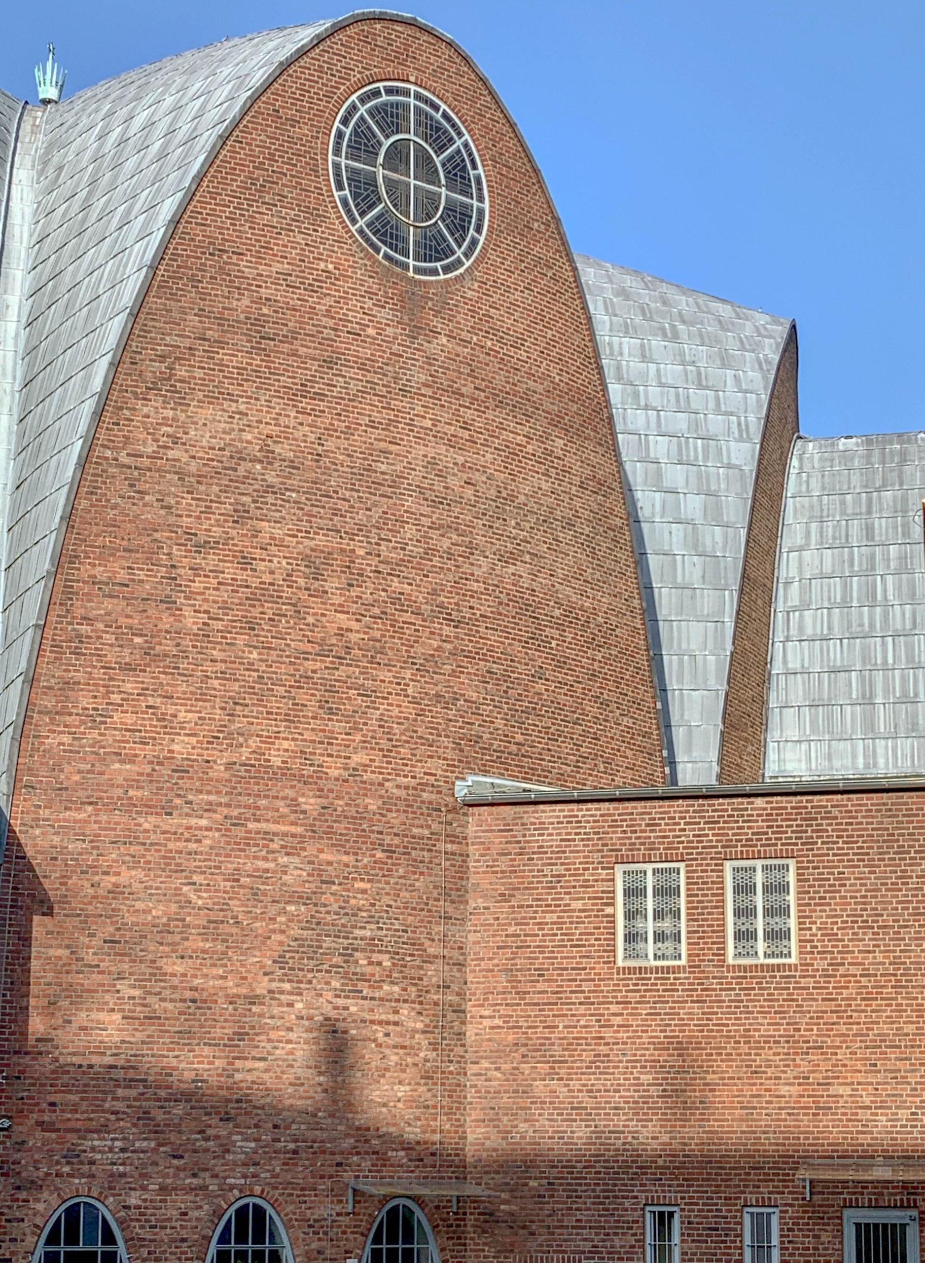 Sankt Engelbert, 1930-1932. Architekt: Dominikus Böhm