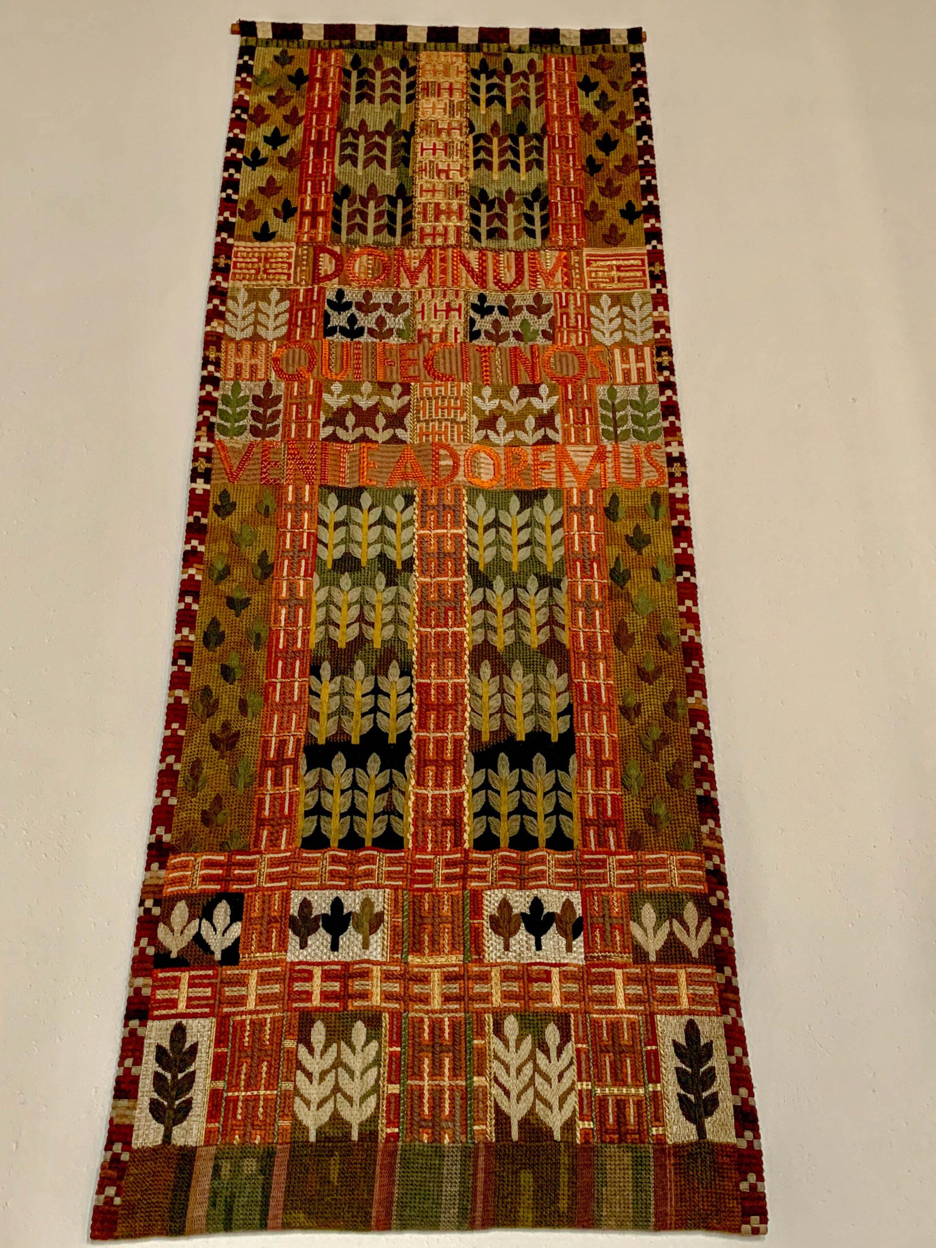 Tapestry, 1932. Design: Kölner Werkschulen