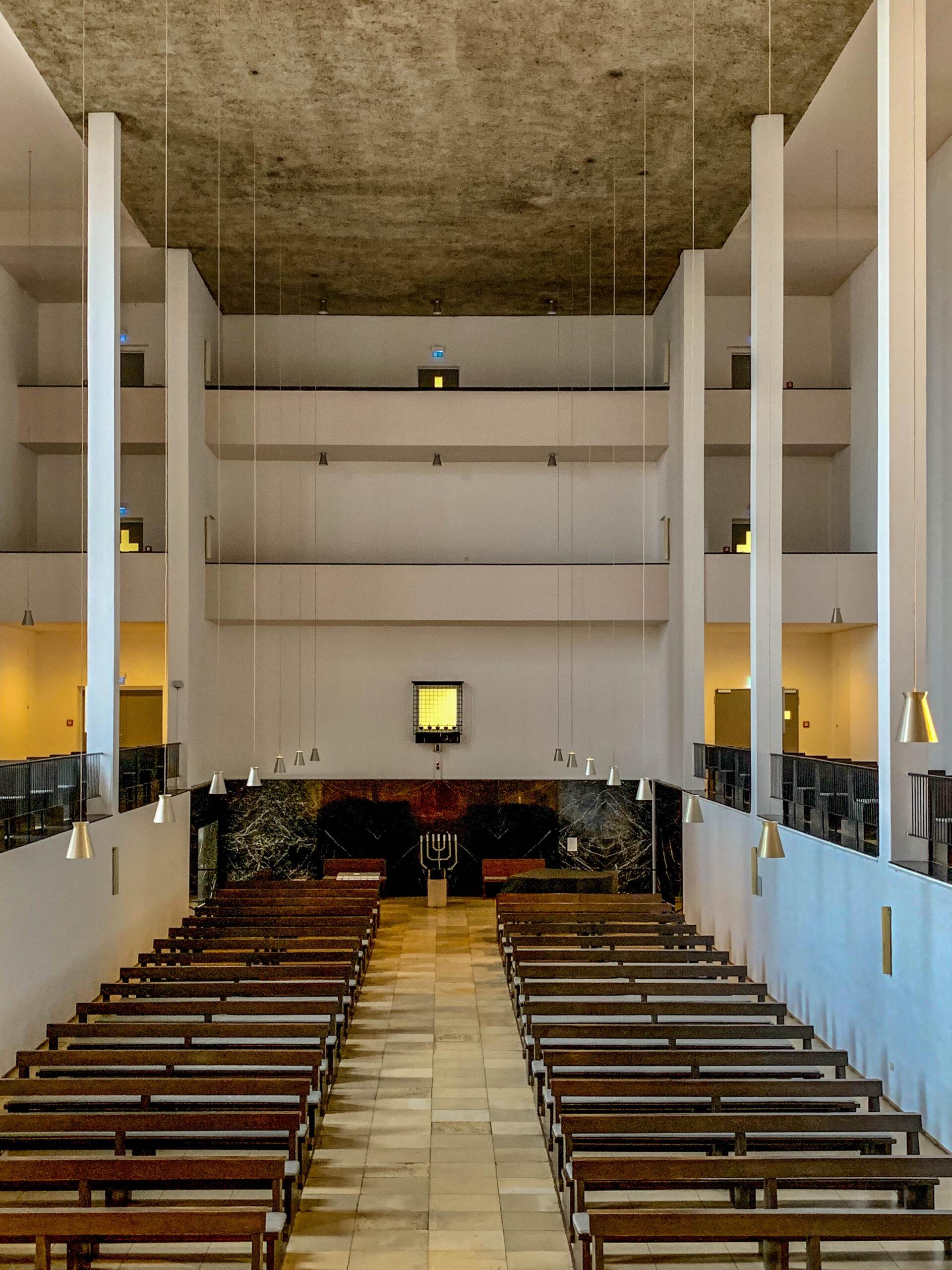 Sankt Elisabeth, 1930-1932. Architekt: Dominikus Böhm