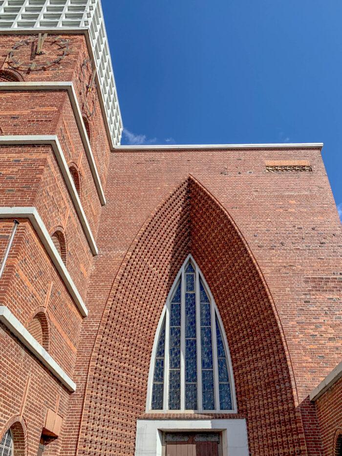 Christkönig, 1926. Architekt: Dominikus Böhm