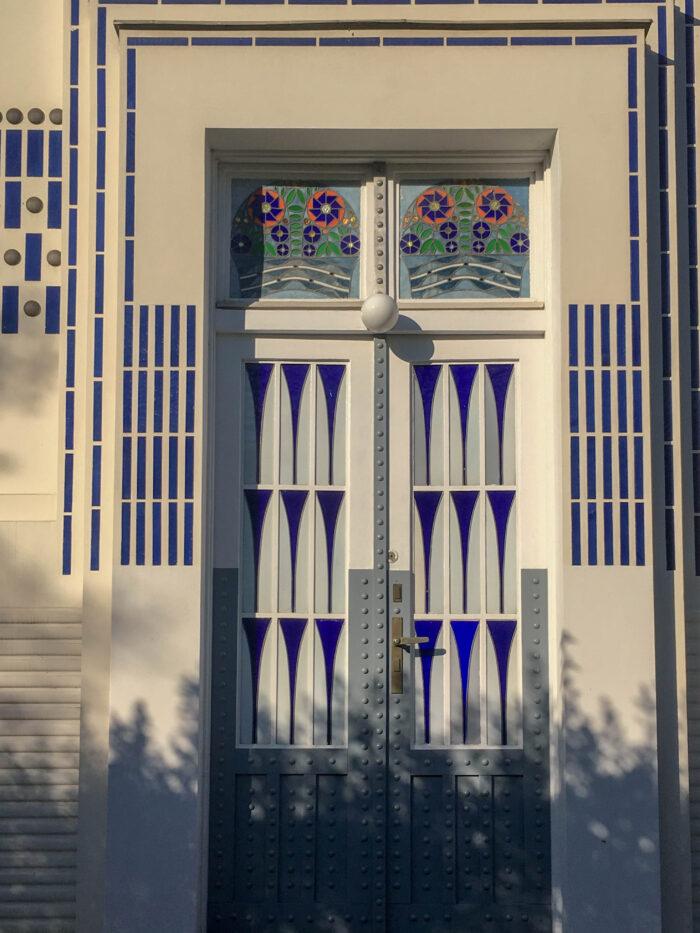 Villa Wagner II, 1912-1913. Architekt: Otto Wagner