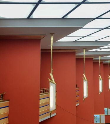 Grassimuseum, 1925-1929. Architekten: Carl Wilhelm Zweck, Hans Voigt, Hubert Ritter