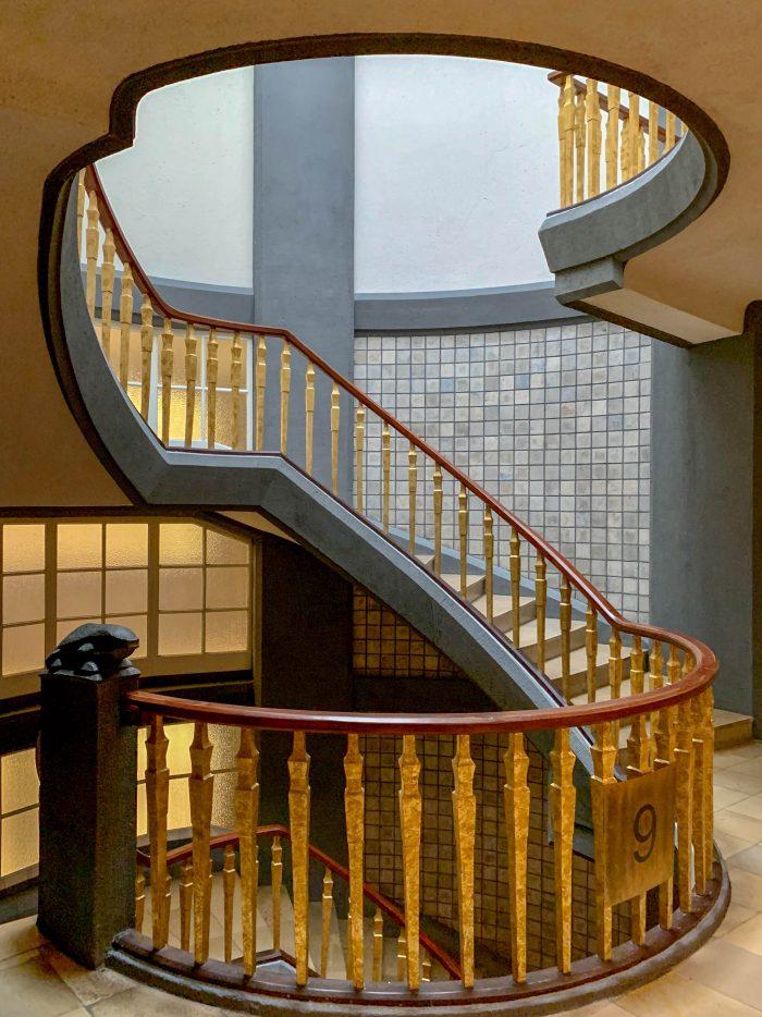 Ballinhaus, 1923-1924. Architects: Hans and Oskar Gerson