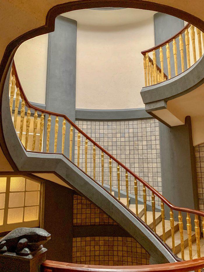 Ballinhaus, 1923-1924. Architekten: Hans und Oskar Gerson