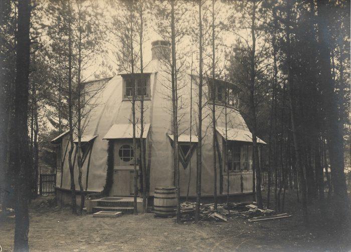 Käseglocke, 1926. Foto: Atelier Franck. Archiv: Freunde Worpswedes e.V.