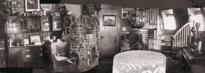 Käseglocke. Wohnzimmer, o.J. Archiv: Freunde Worpswedes e.V.