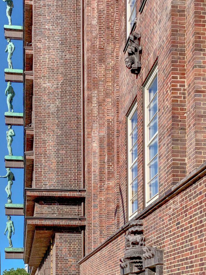 Brahms Kontor, 1929-1931. Architects: Ferdinand Sckopp, Wilhelm Vortmann