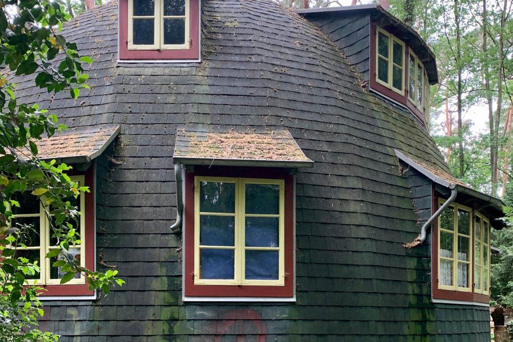 Käseglocke (Glockenhaus), 1926. Built by Edwin Koenemann according to a design by Bruno Taut