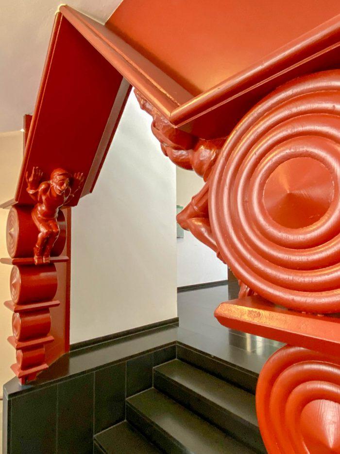 Brahms Kontor, 1919-1921. Architects: Ferdinand Sckopp, Wilhelm Vortmann