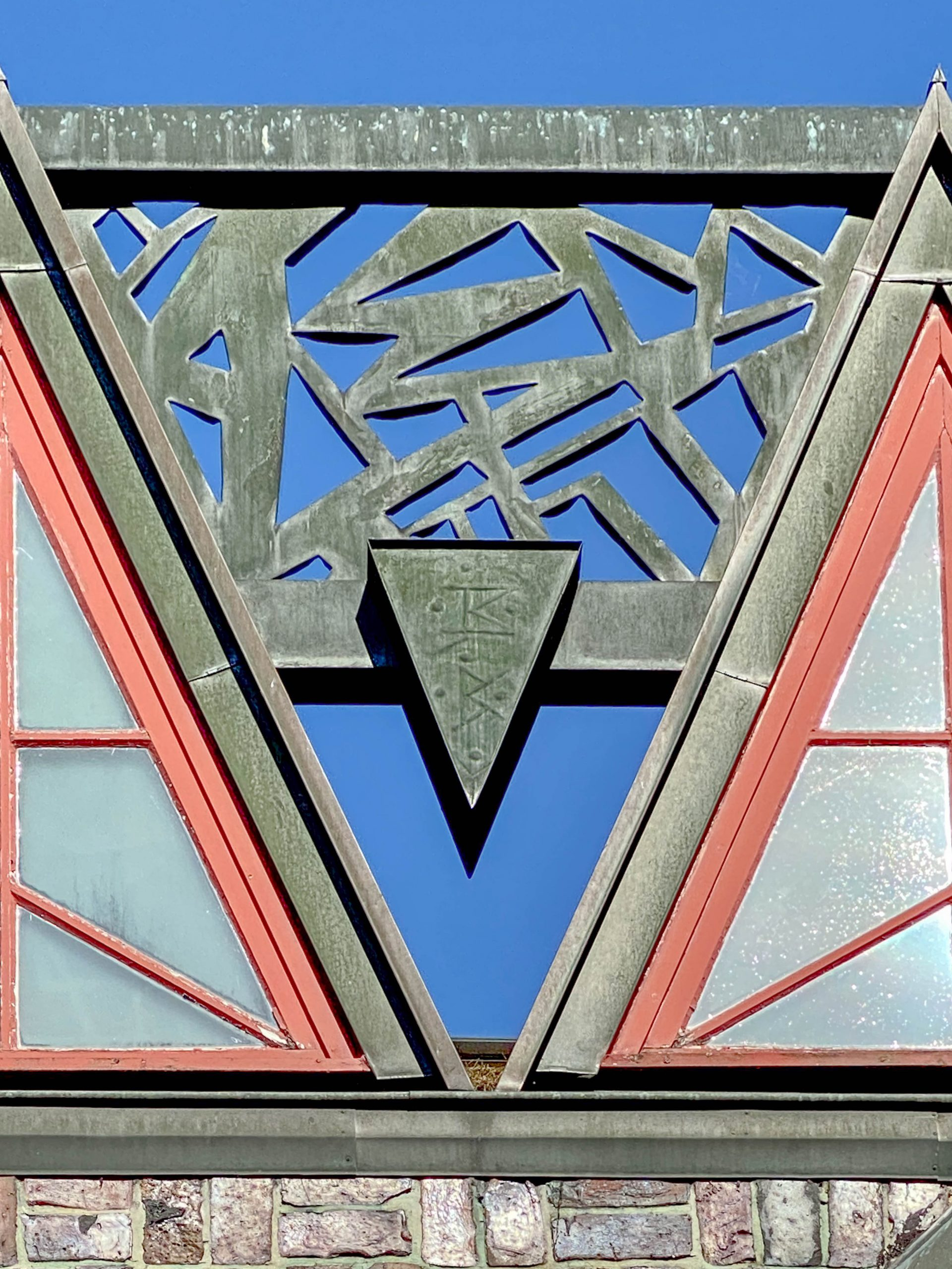 Kunsttempel Kunststätte Bossard, 1926-1928. Entwurf: Johann Michael Bossard